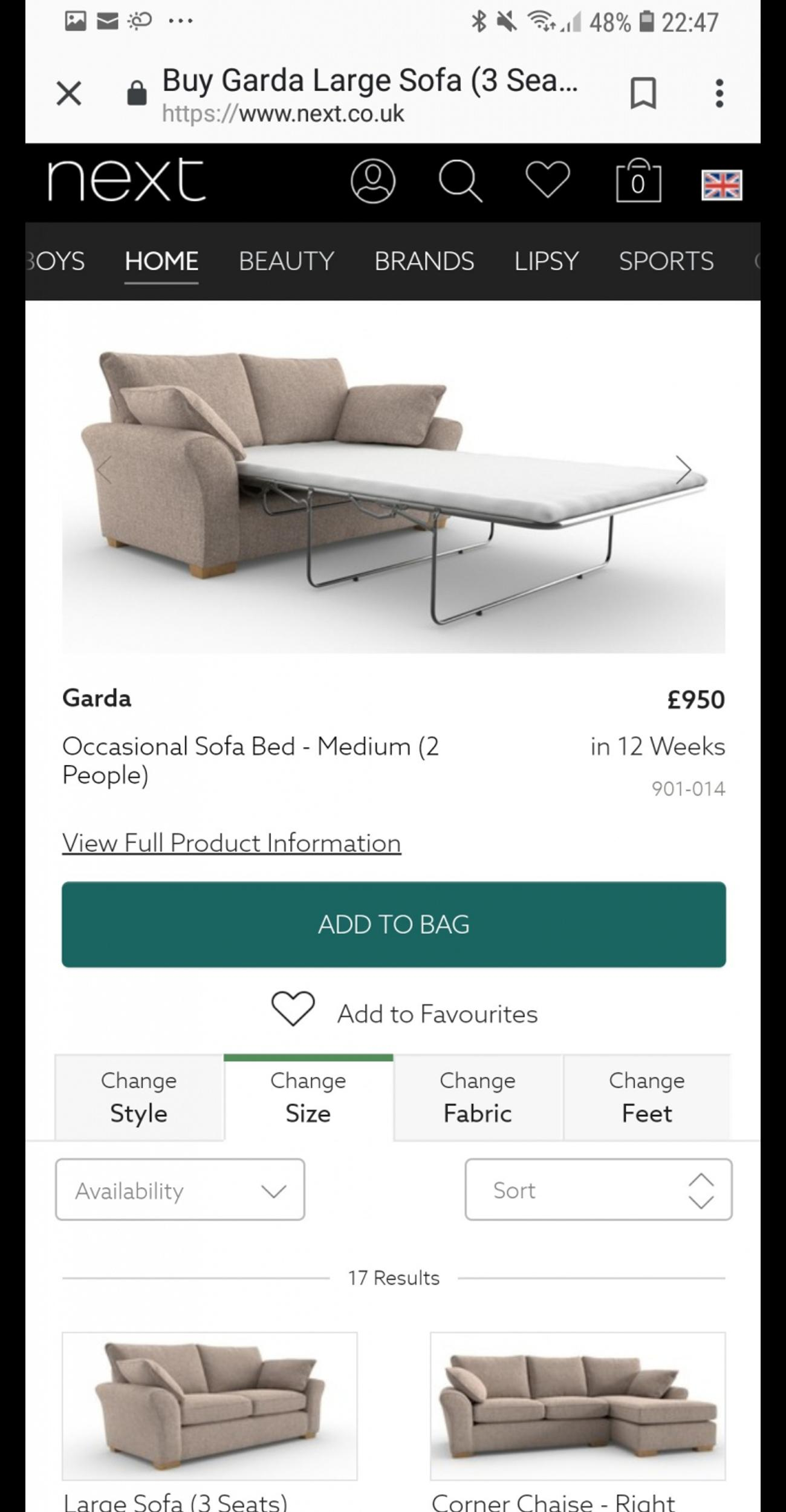 Amazing 3 Seater Sofa Bed And 2 Seater Sofa In Ba14 Trowbridge For Theyellowbook Wood Chair Design Ideas Theyellowbookinfo