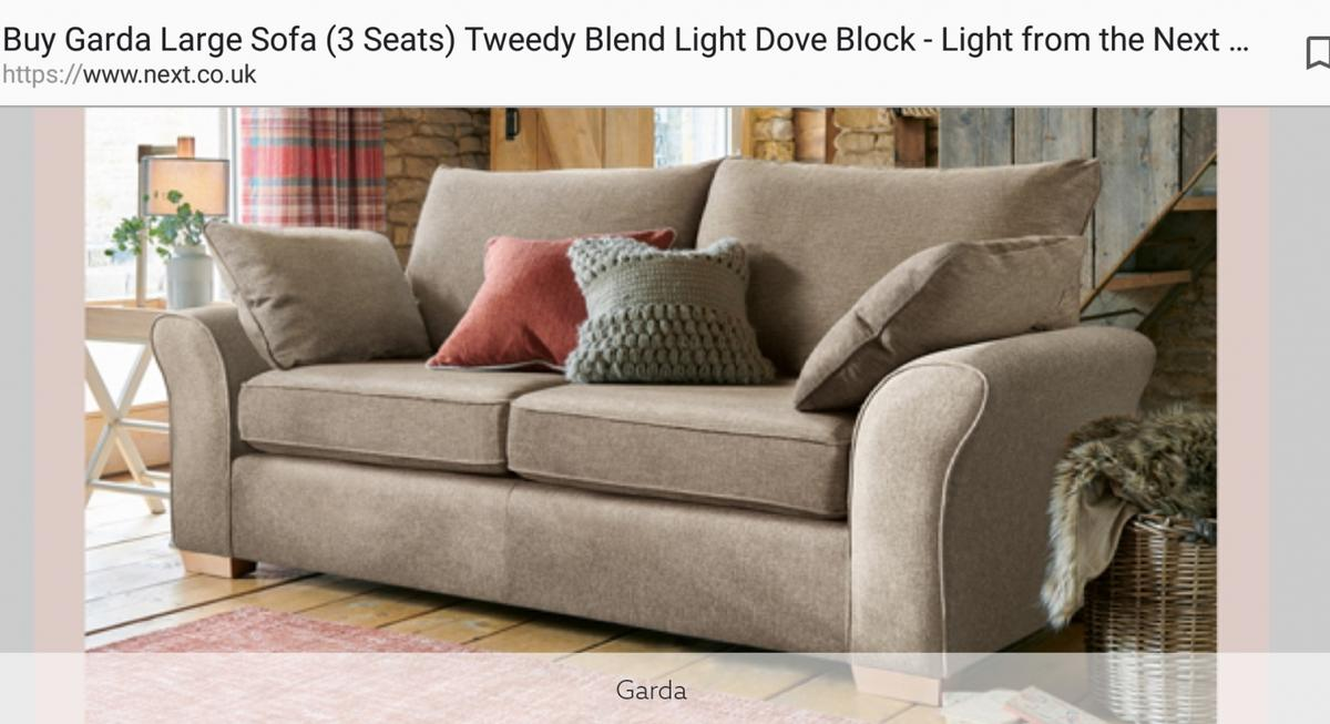 Outstanding 3 Seater Sofa Bed And 2 Seater Sofa In Ba14 Trowbridge For Theyellowbook Wood Chair Design Ideas Theyellowbookinfo