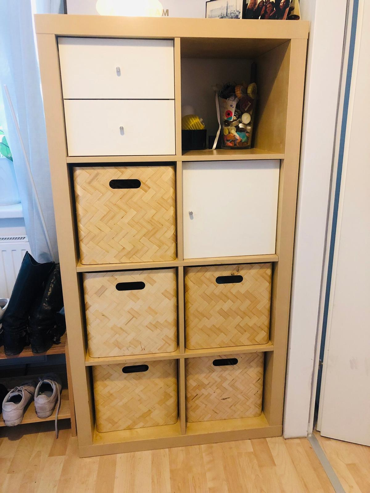 Ikea Expedit Regal Korb (4er Set) | Neue wohnung in 2019