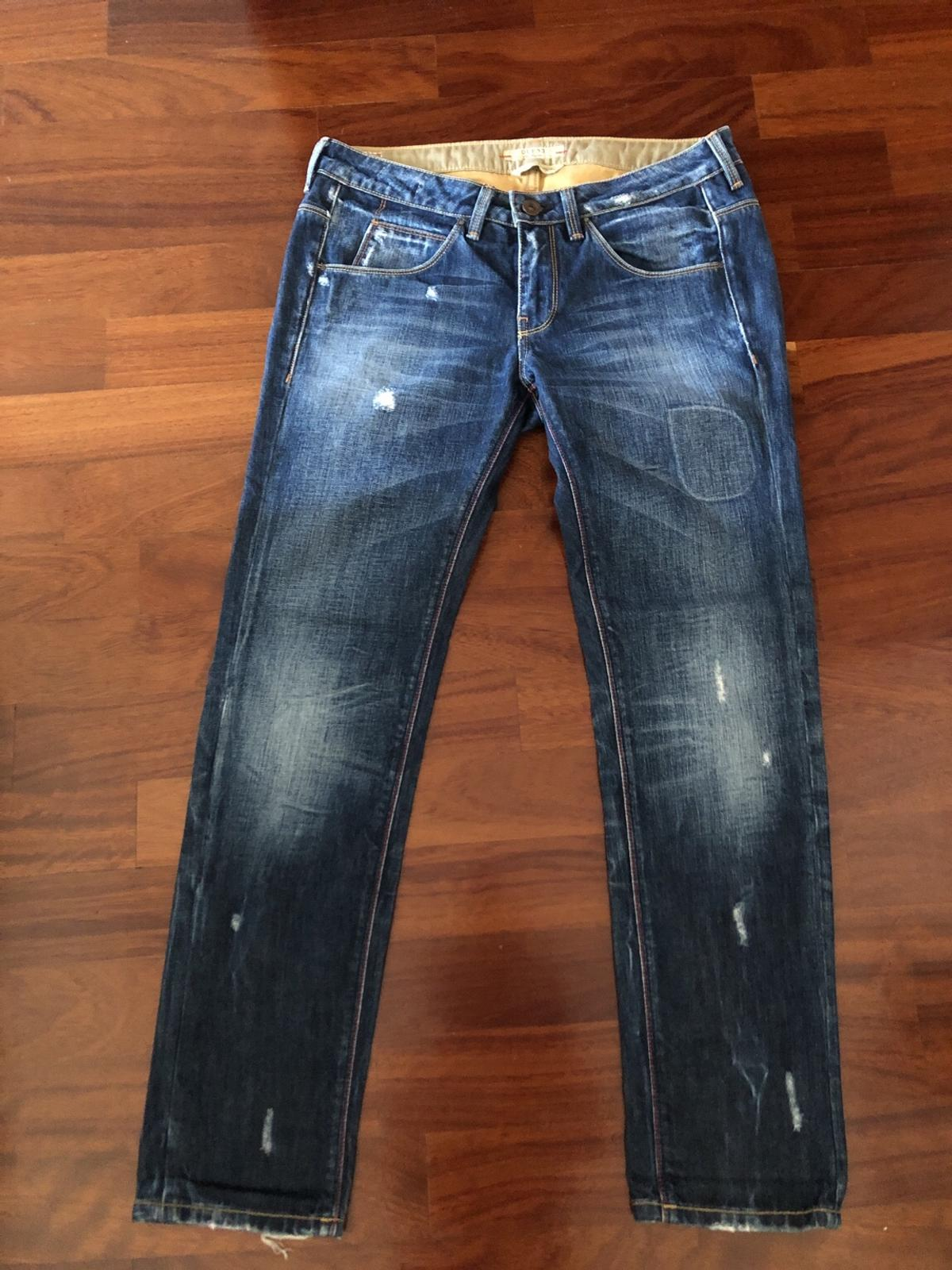 detailed look 041f7 28221 Jeans GUESS donna tg 26