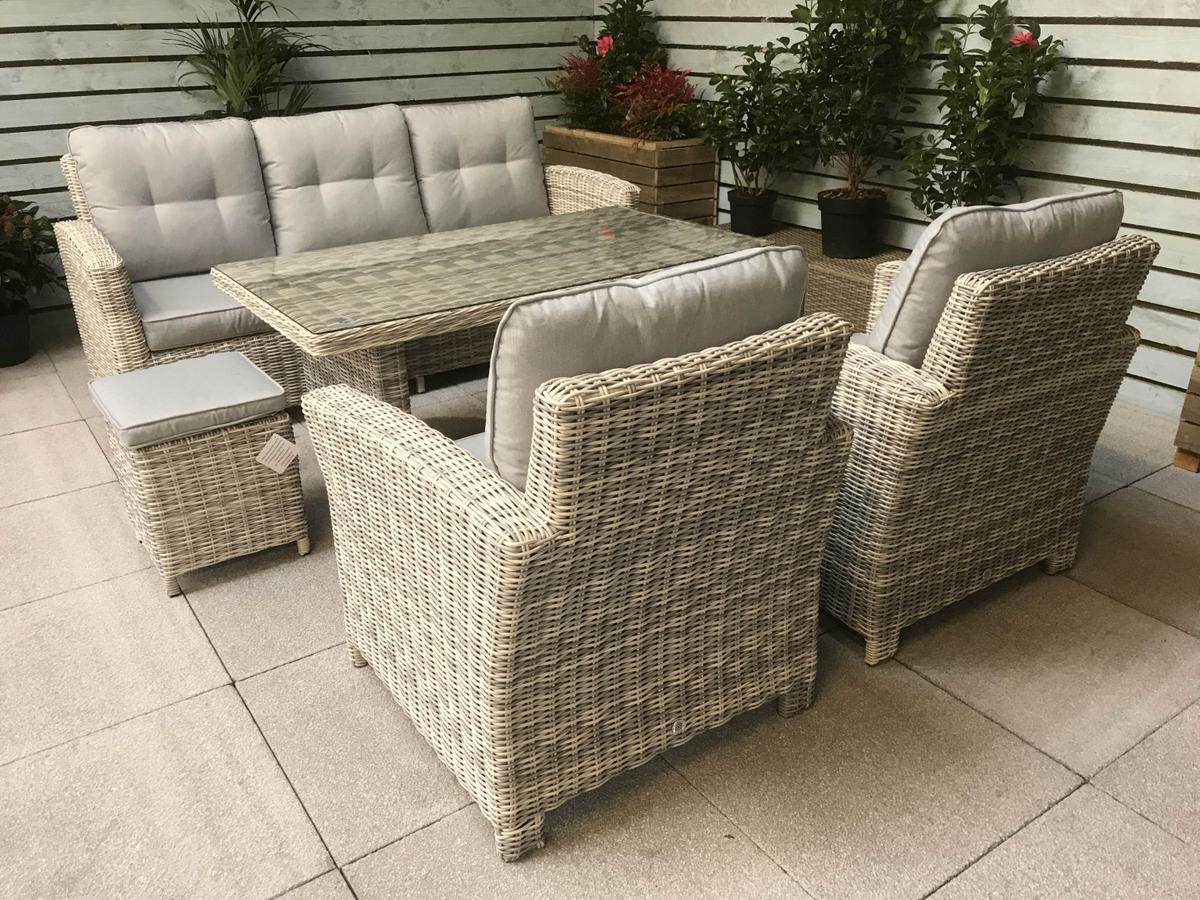 Rattan Garden furniture Amy sofa set in S60 Rotherham for ...