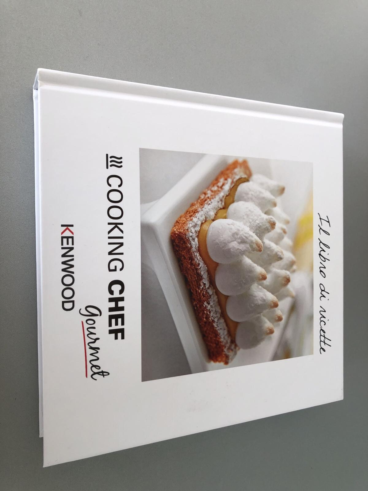 Libro di ricette Cooking Chef - Kenwood