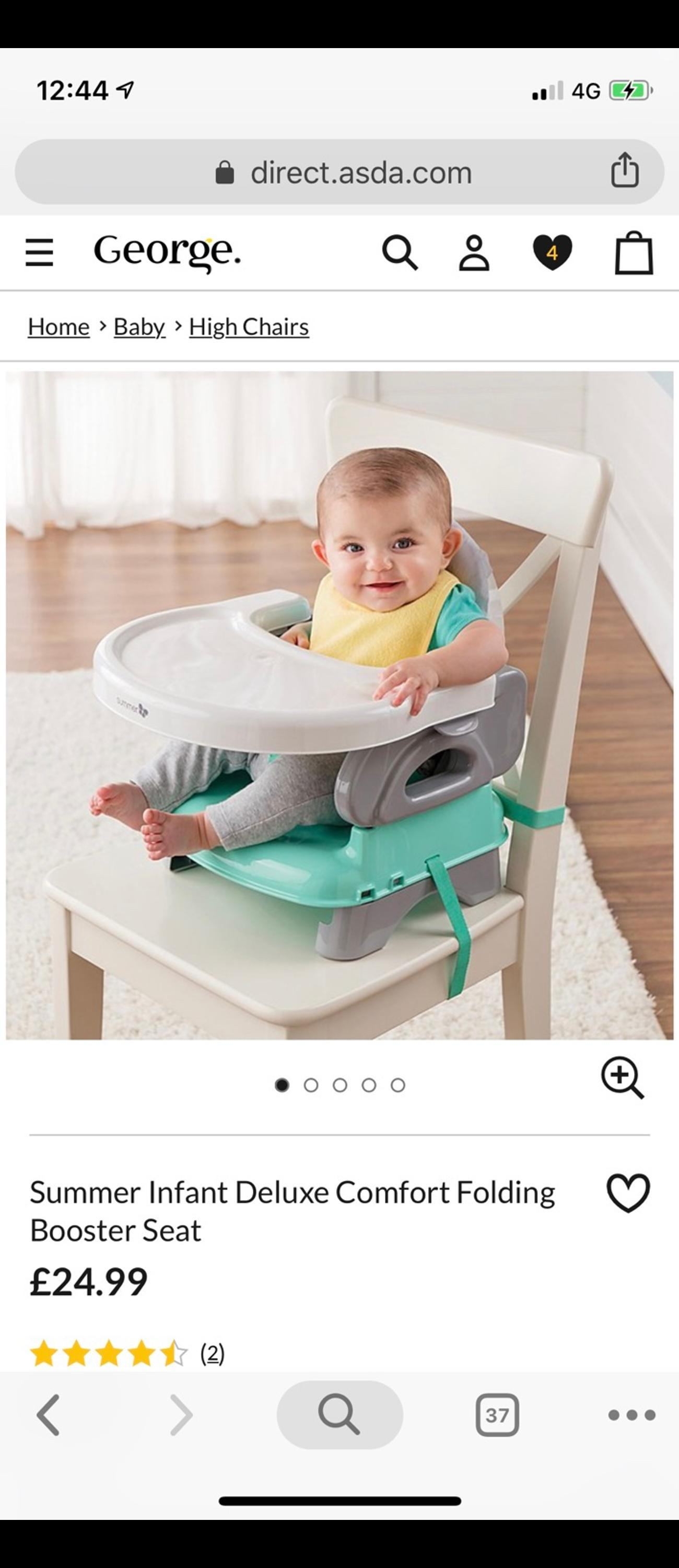 Highchair Portable Booster Seat