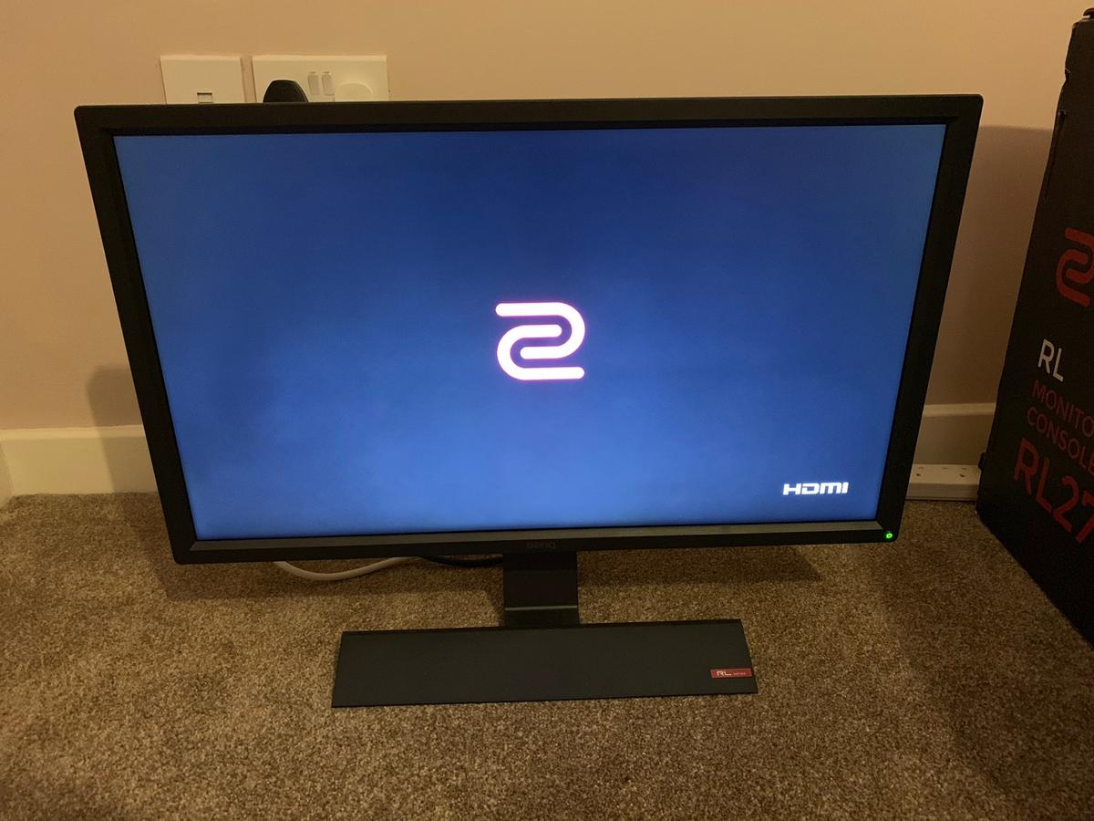 BenQ RL2755 Gaming Monitor in East Northamptonshire for