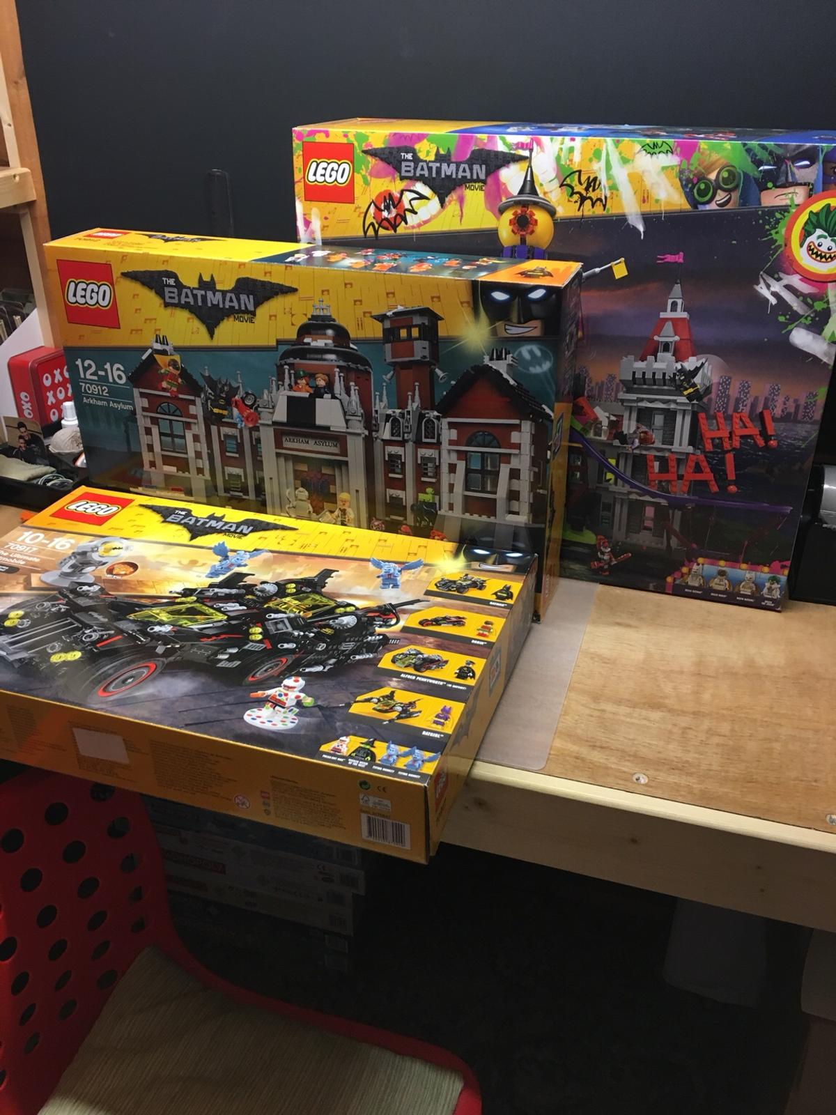 Lego Batman Movie complete set in Newport for £750.00 for ...