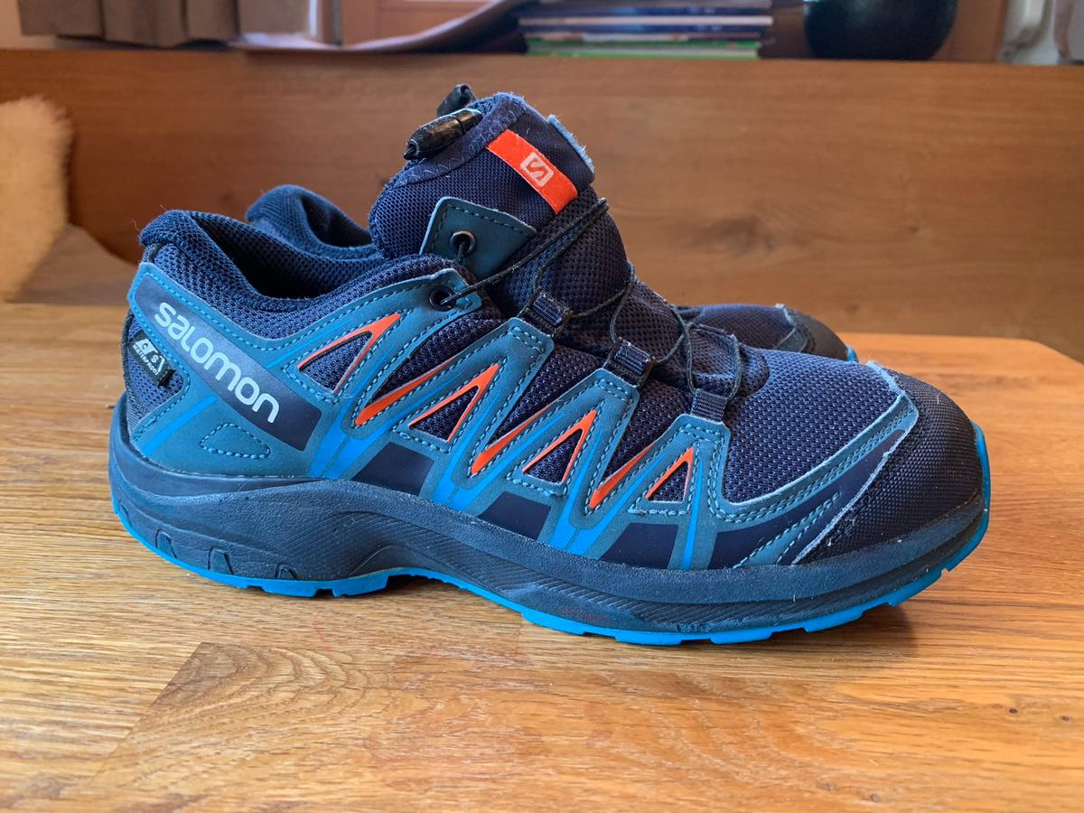 SALOMON XA Pro waterproof, Gr. 38