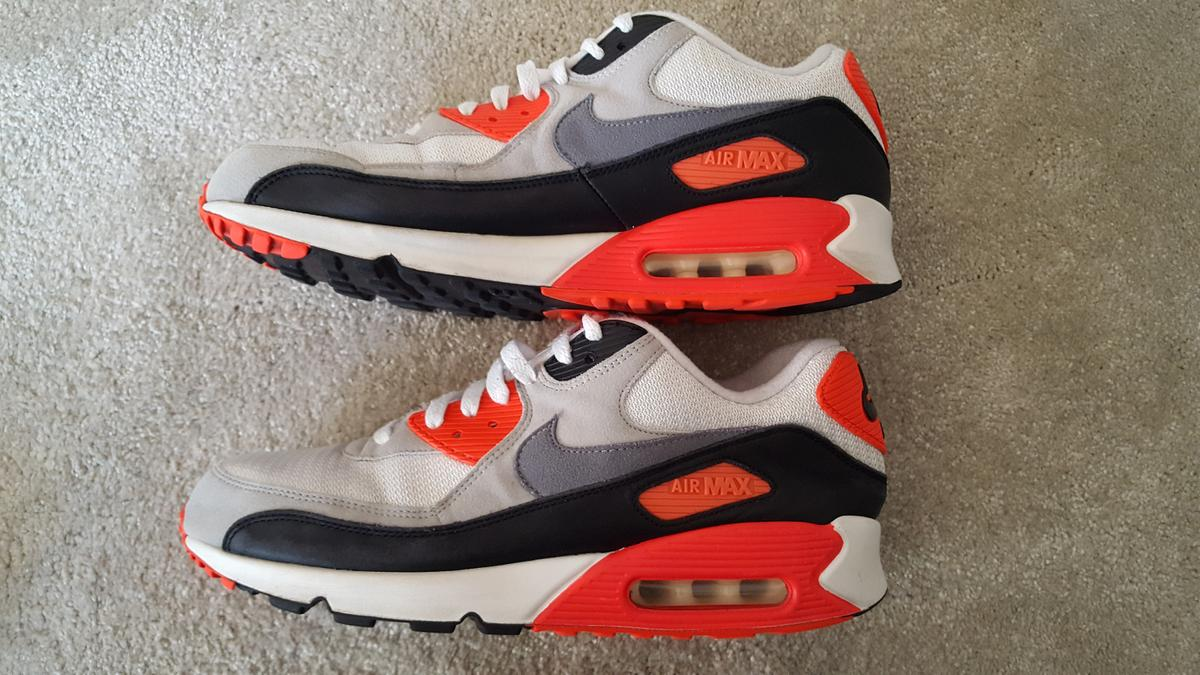 timeless design 0b873 ec796 RARE MENS NIKE AIR MAX 90 OG - UK 10 in SE5 London for ...