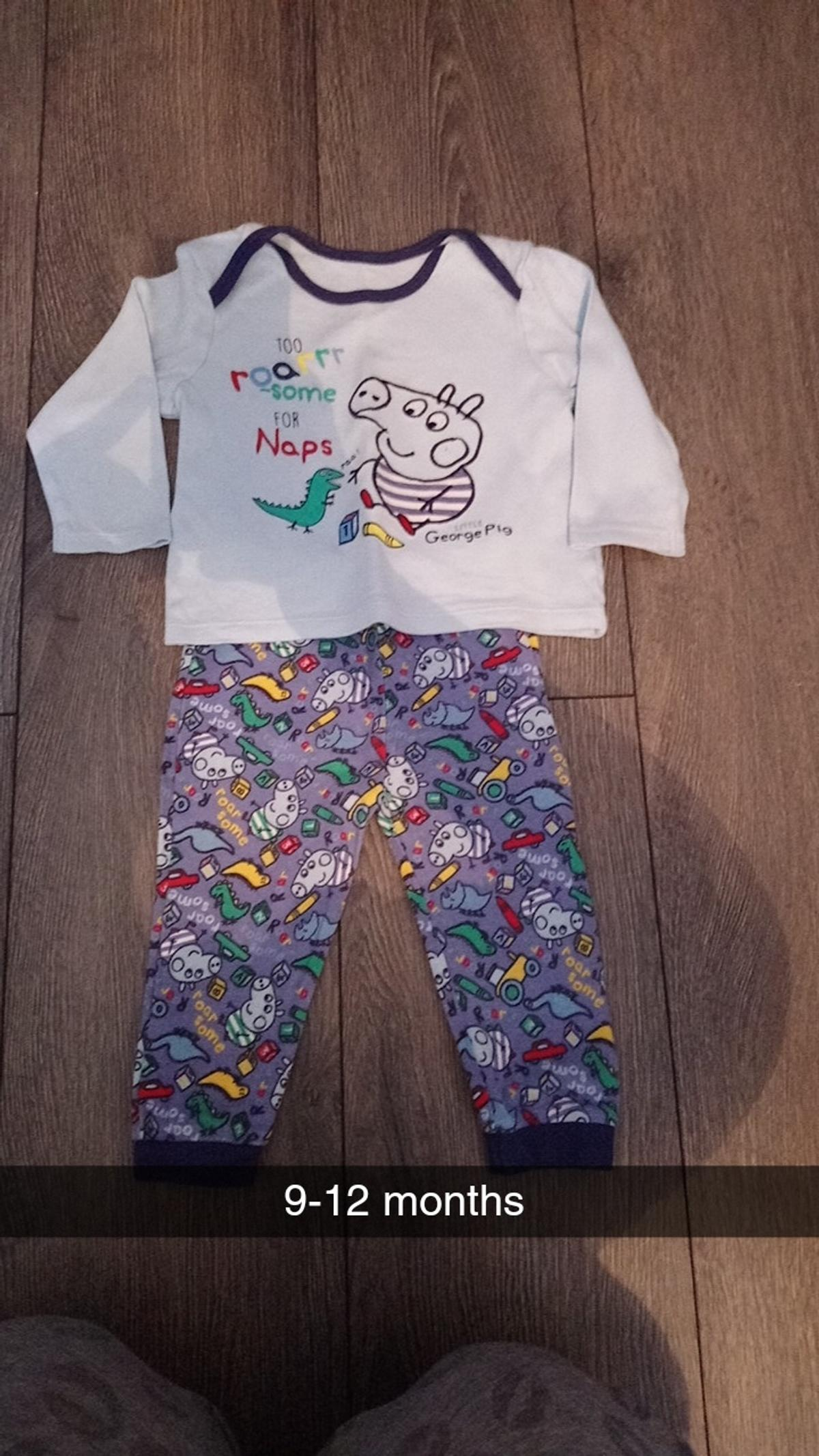0eb522bd6 Peppa pj's 9-12 months in S30 Sheffield for £2.00 for sale - Shpock