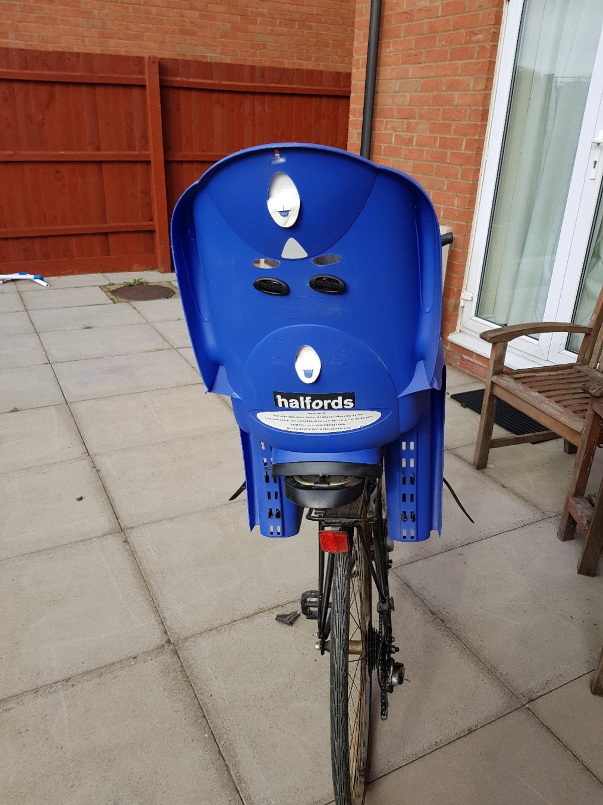 Picture of: Halfords Child Bike Seat In Nn4 Northamptonshire For 10 00 For Sale Shpock