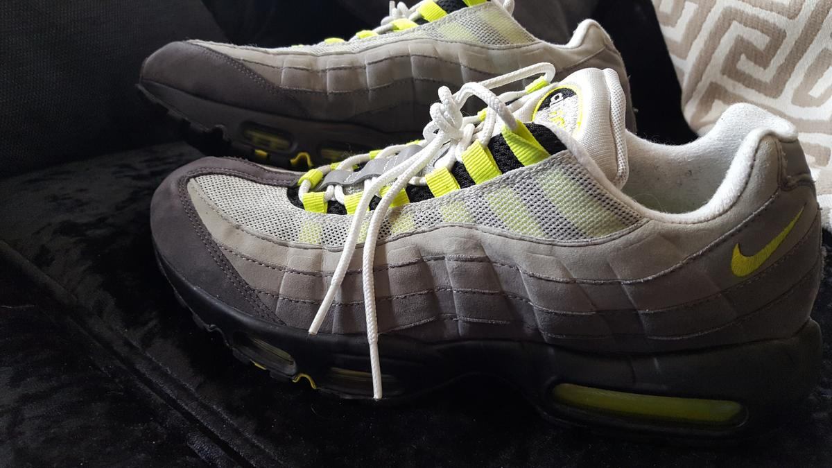 half off 0ef00 e6307 nike air max 95 og neon uk