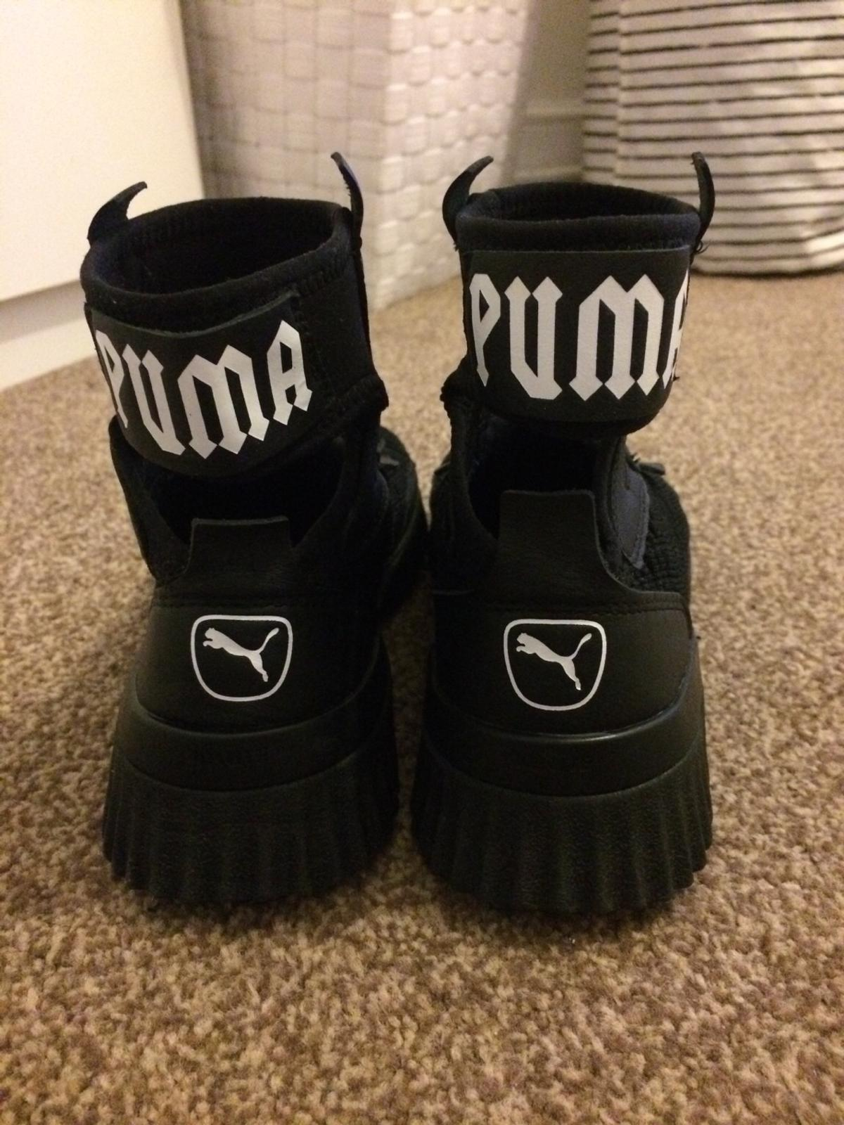 cheap for discount be015 55240 Rihanna Fenty Puma trainers in SM6 Sutton for £50.00 for ...