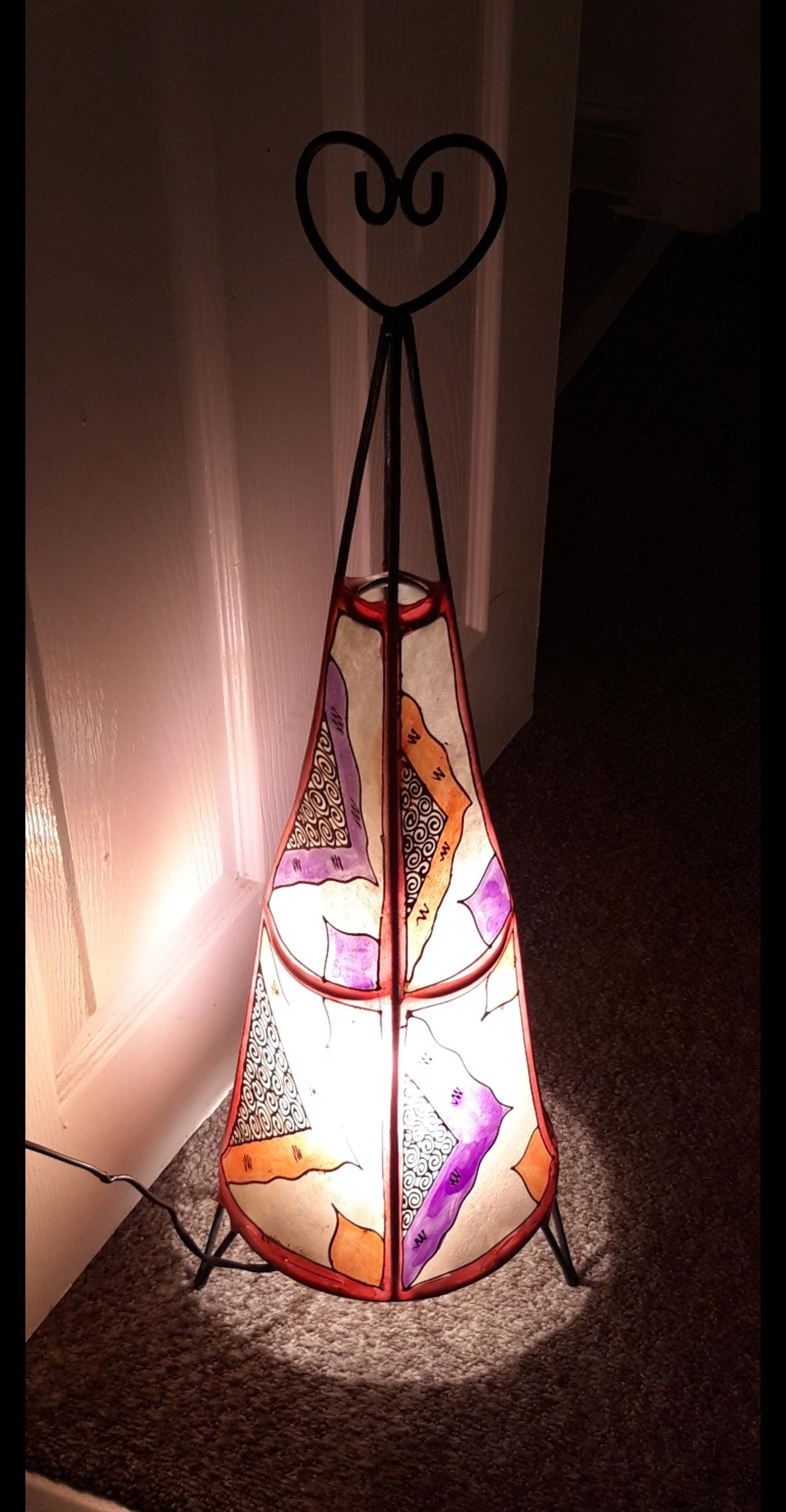 Moroccan Henna Lamp In S5 Sheffield For 35 00 For Sale Shpock