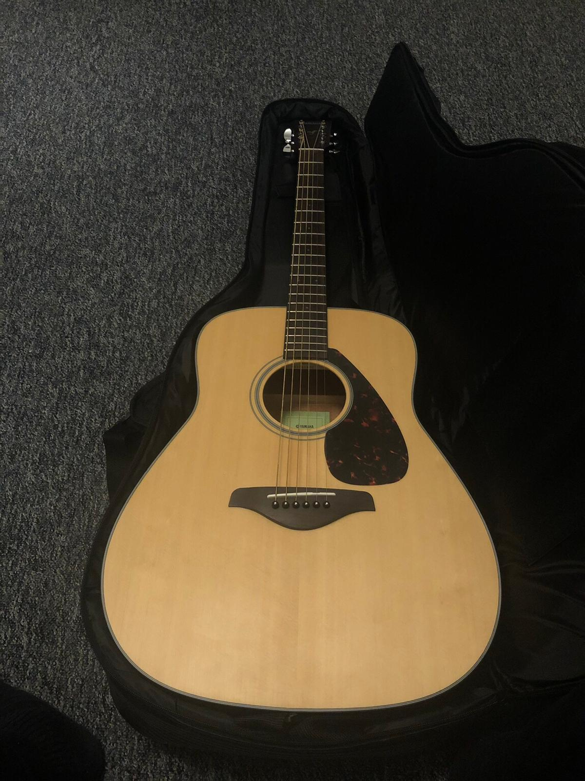 Guitar Yamaha Fg800 In London For 10000 For Sale Shpock