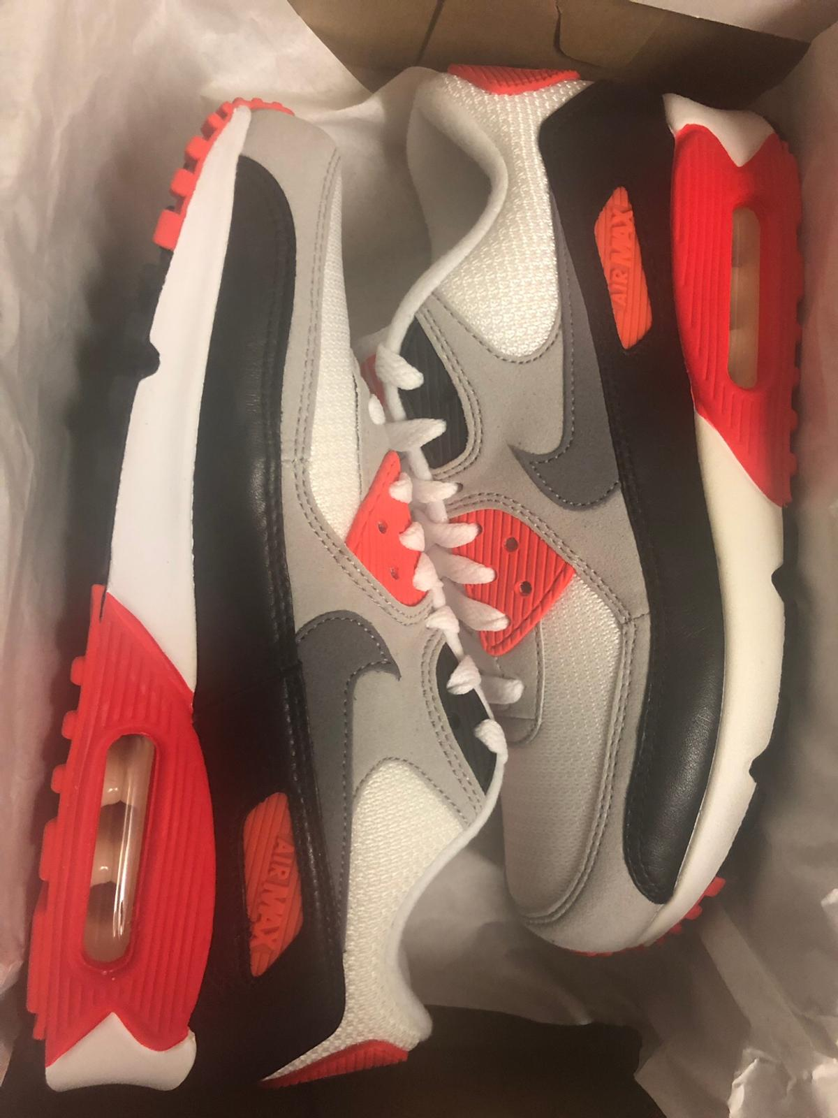 outlet store dbdc3 be352 NEW Nike Air Max 90 OG Infrared UK 4.5 Womens in SW9 London ...