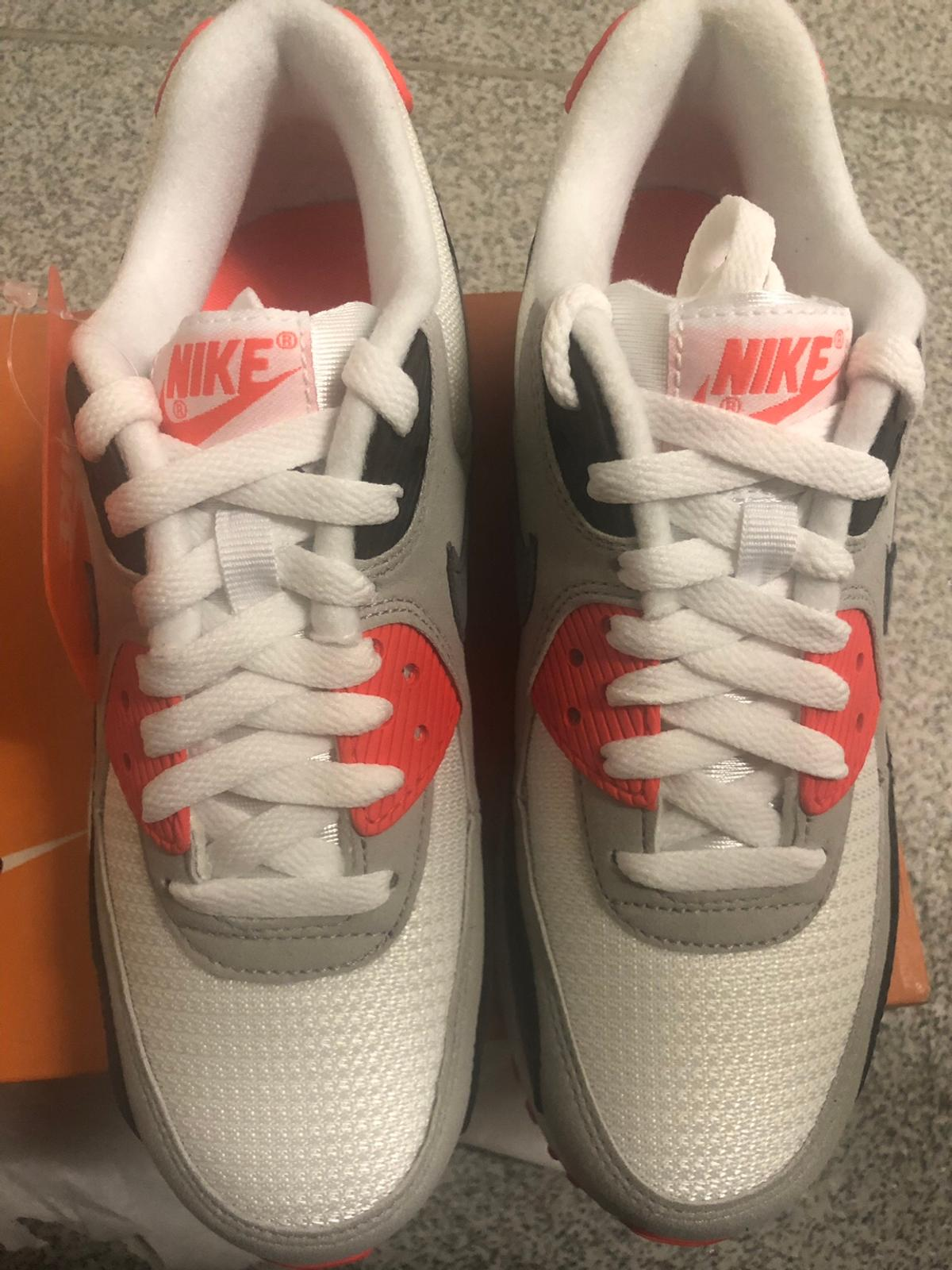 outlet store f3168 cd7b4 NEW Nike Air Max 90 OG Infrared UK 4.5 Womens in SW9 London ...