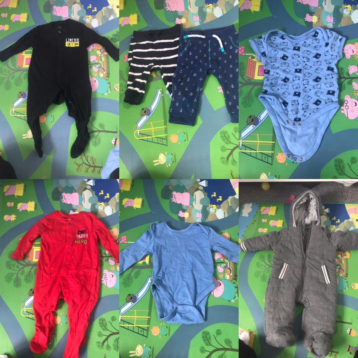 3 6 Month Baby Boy Clothes In Le3 Blaby Fur 10 00 Kaufen Shpock