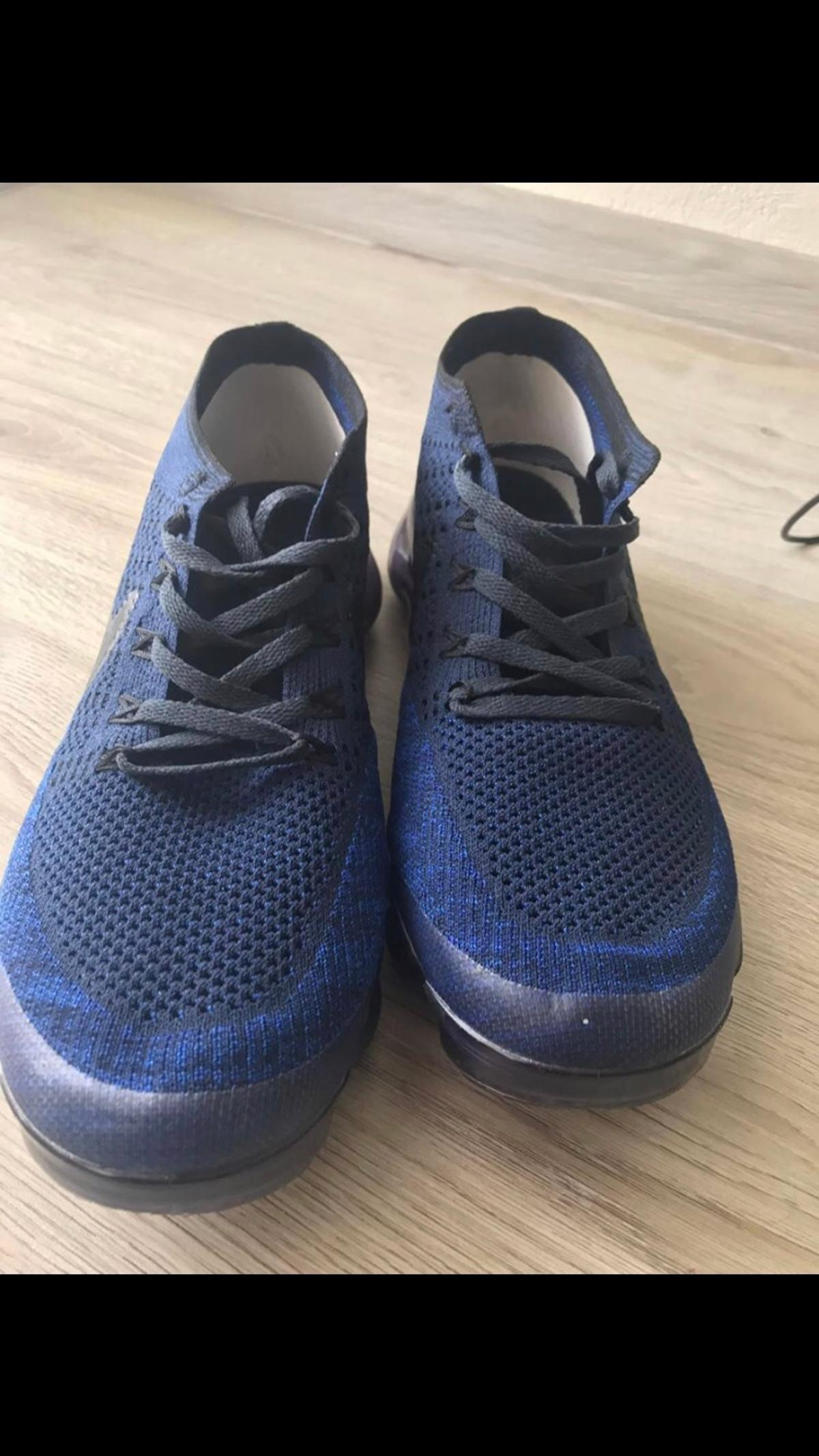 a925a43700cd Nike vapormax flyknit navy blue 44EU in 5001 Ogre for €55.00 for ...