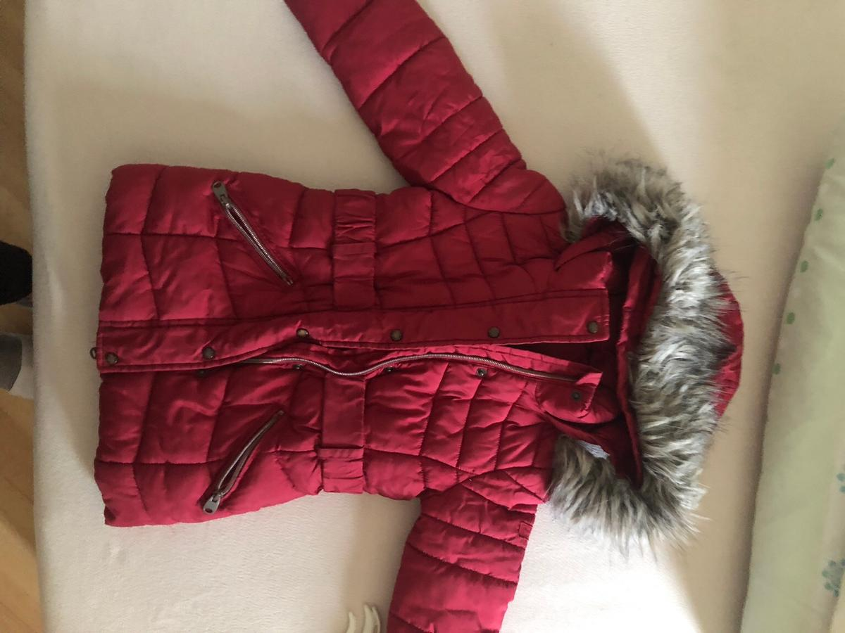 hot sale online 579f6 f0f48 Madchen jacke 104