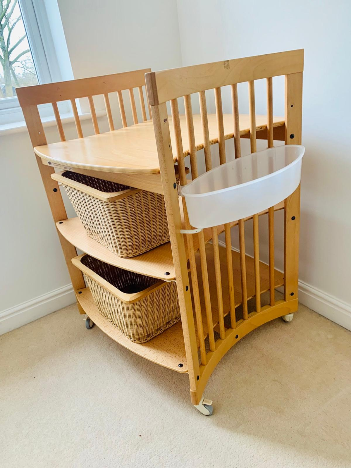 Fabulous Stokke Changing Table In Epping Forest For 30 00 For Sale Download Free Architecture Designs Embacsunscenecom