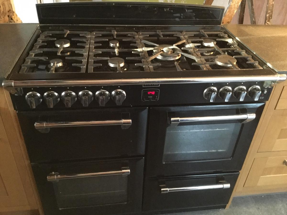 Stoves Gas Range Cooker In Hx2