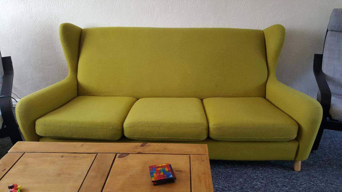 Lime Sofa 3 Settler In B33 Birmingham