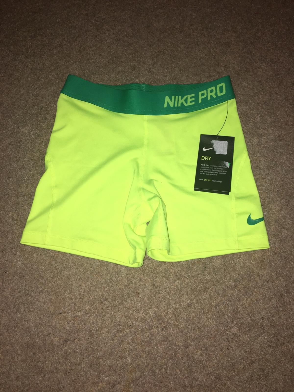 c807fc71cf Yellow Nike pro shorts in DY8 Dudley for £5.00 for sale - Shpock