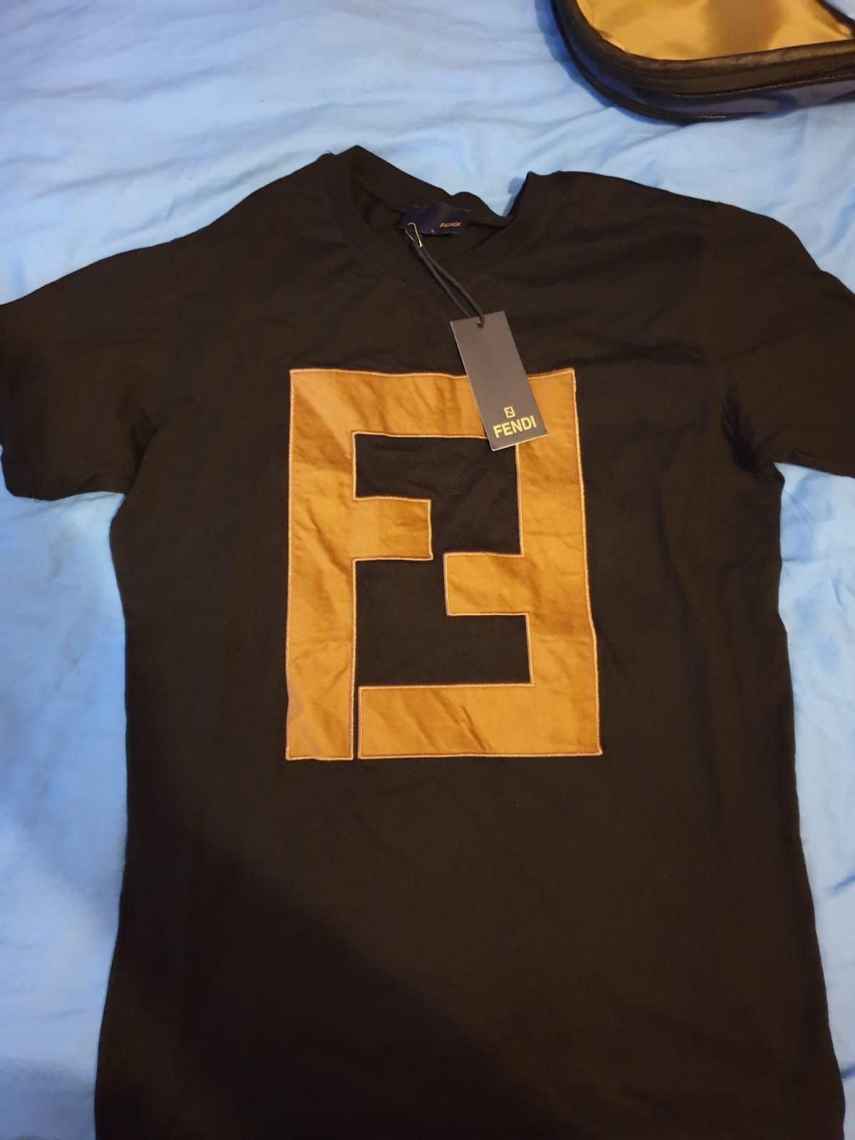 4cf88a23cb8f Fendi T-shirt Large in N22 London Borough of Haringey for £55.00 for ...