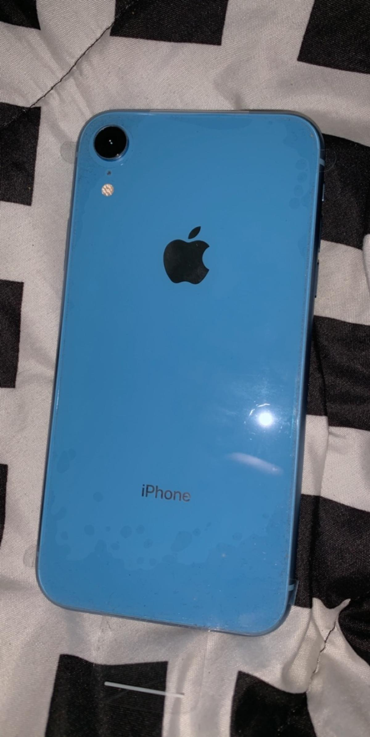 iphone xr blue color