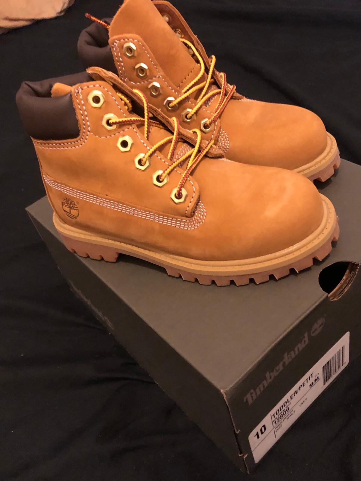 be5f60d503b2d Brand new toddler timberland boots size 9.5 in Great Sankey for ...