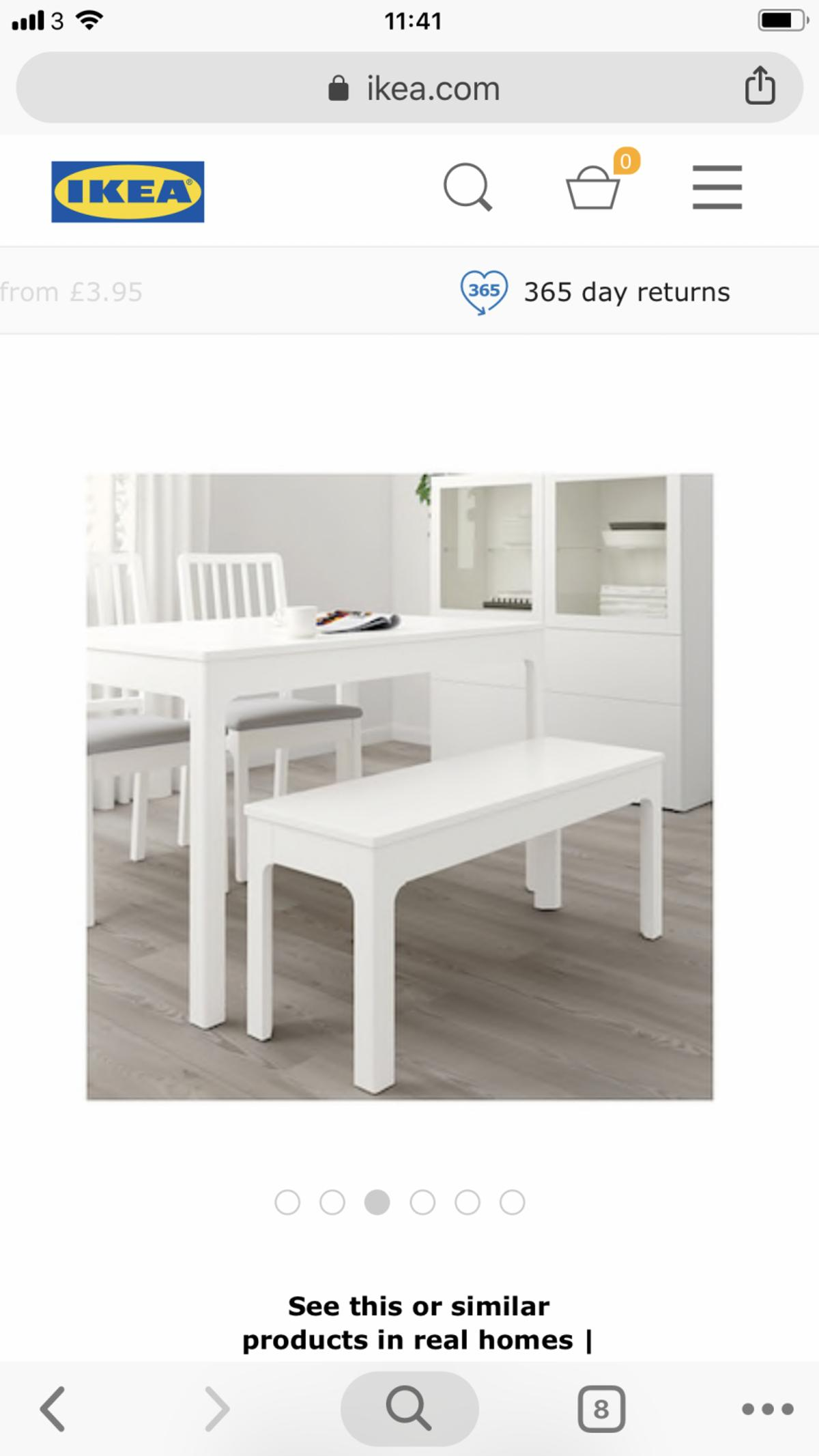 Incredible Ikea Dining Table Set In Bd5 Bradford For 90 00 For Sale Ocoug Best Dining Table And Chair Ideas Images Ocougorg
