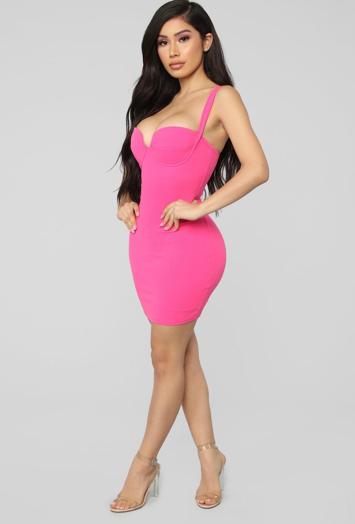 Minikleid pink neu in 18 Berlin for €18.18 for sale  Shpock