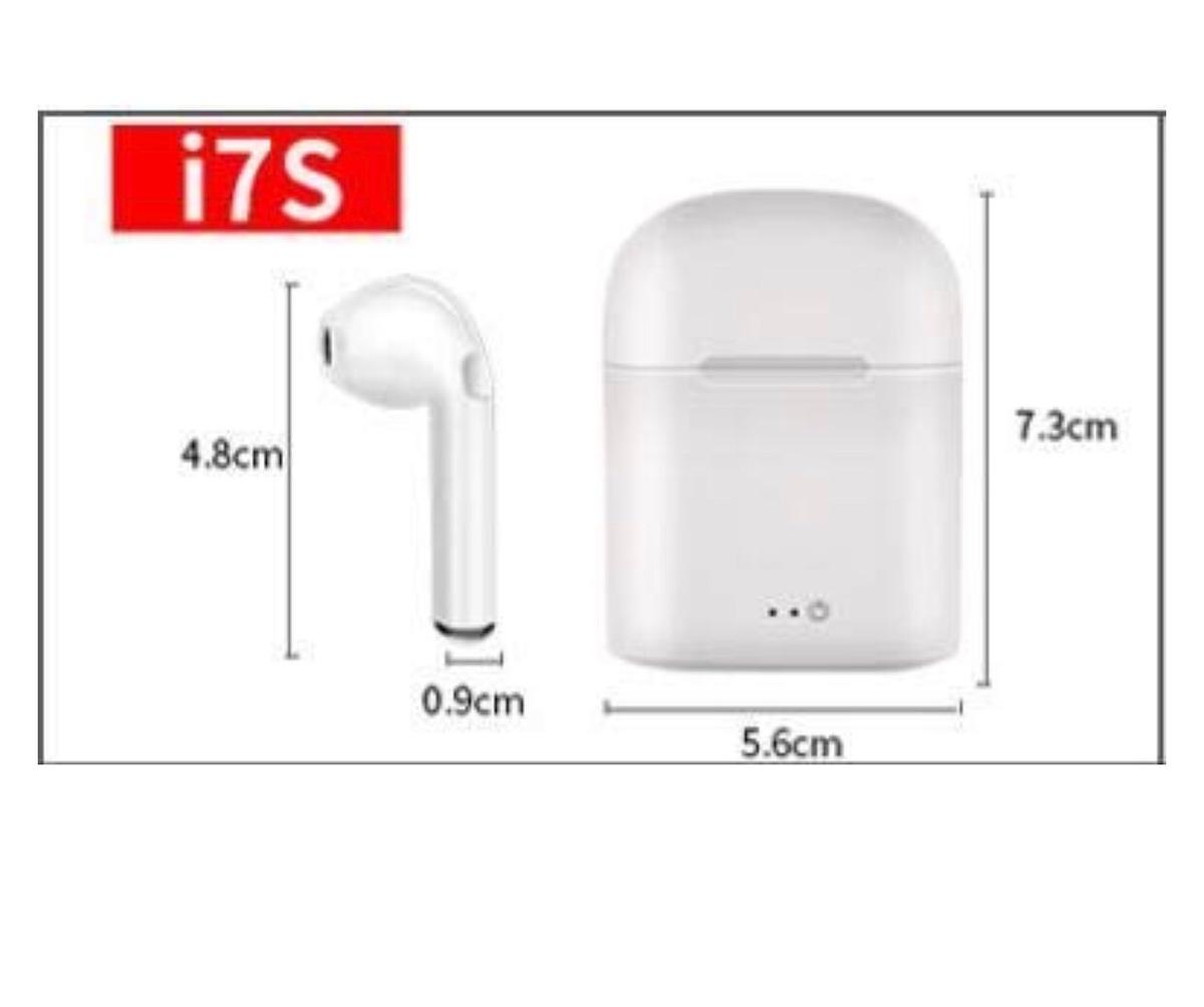 i7s TWS EarPods AirPods in E14 London for £10 00 for sale - Shpock