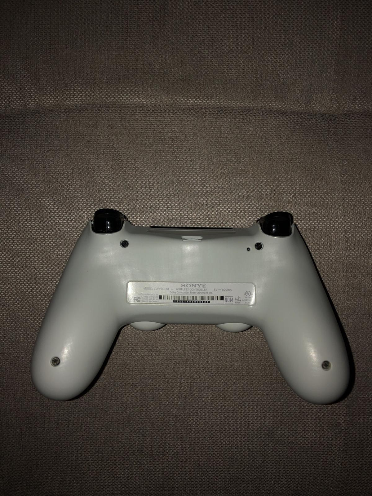 Original SONY Playstation PS4 Controller weiß in 12163 ...