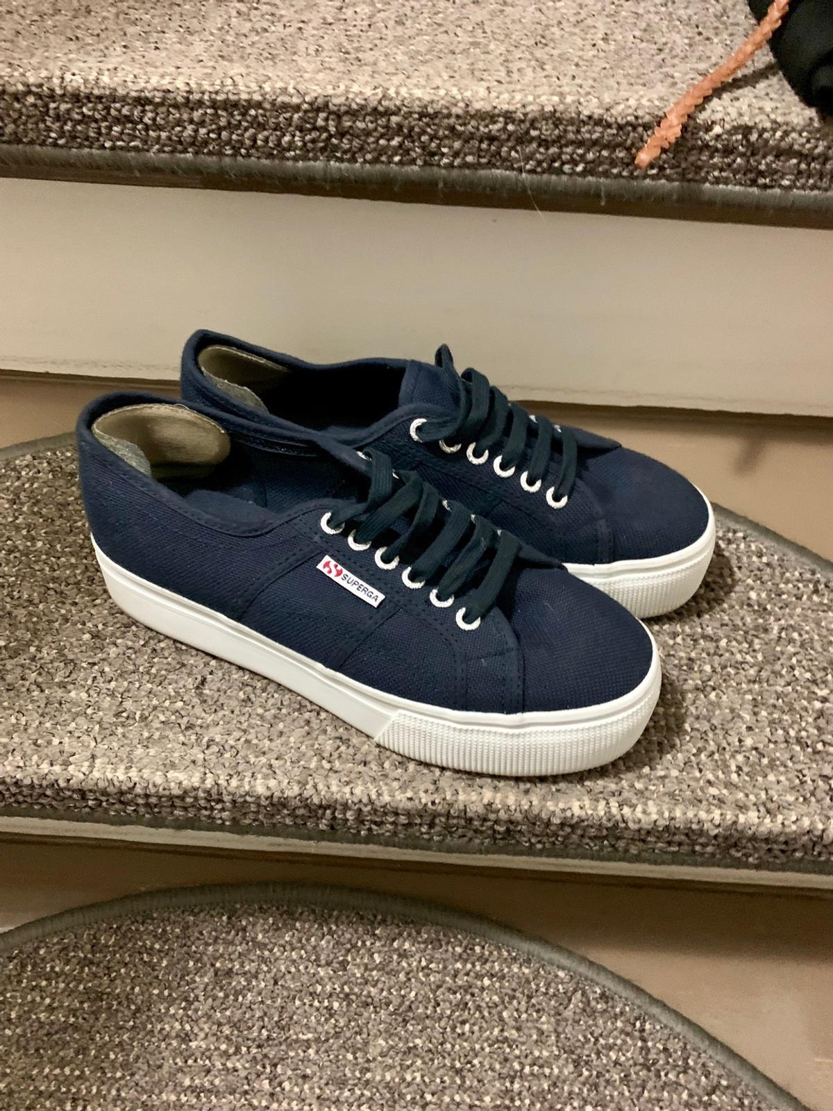 new product 4eb6b e30ad Superga plateau Schuhe in 47139 Duisburg for €55.00 for sale ...