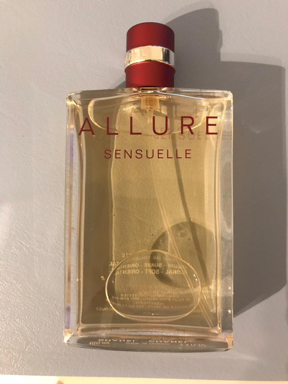 Chanel Allure Sensuelle Parfum 100ml Edt In 55270 Ober Olm For