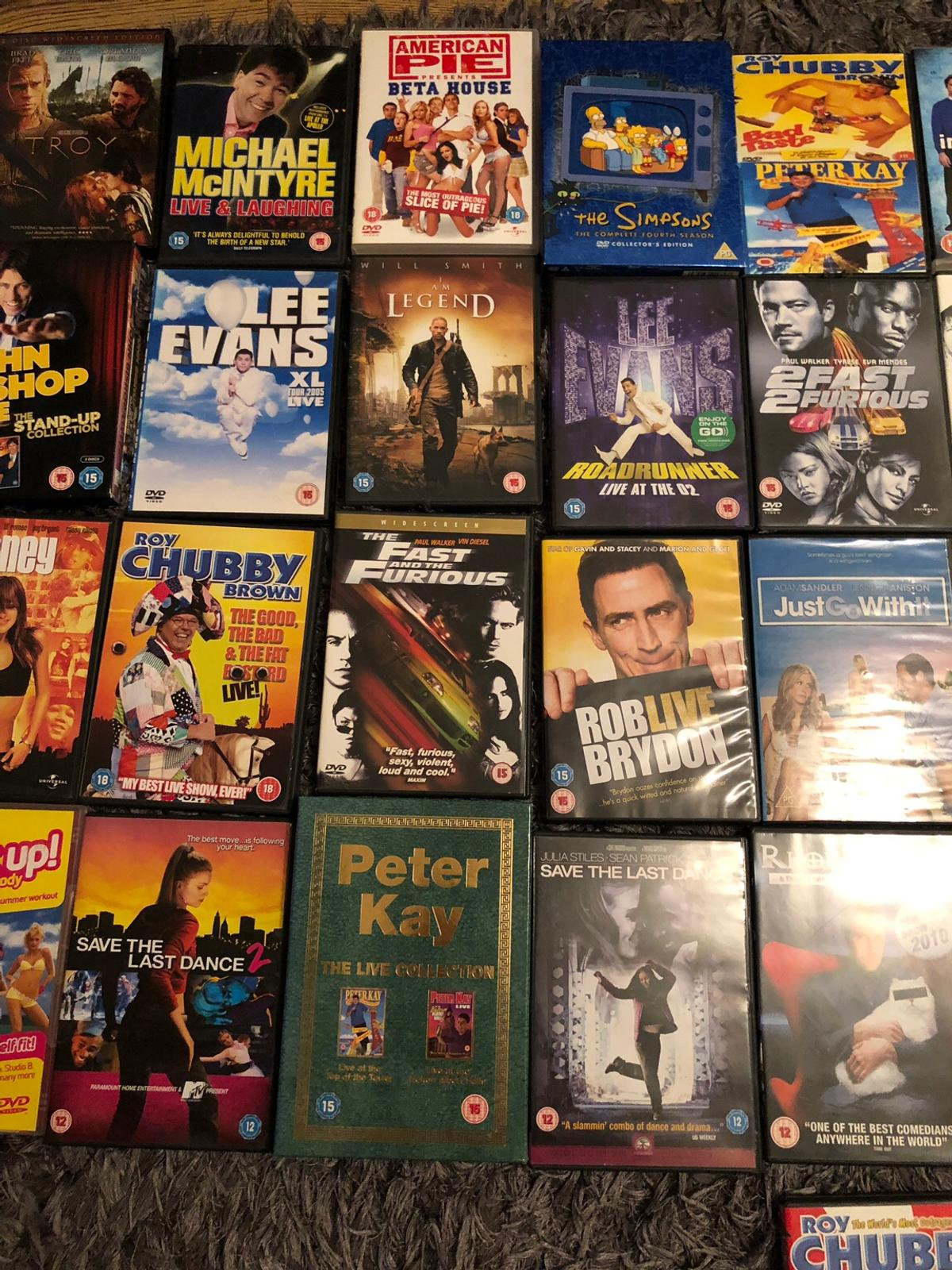 Used Dvds For Sale >> Various Dvds In Cf45 Mountain Ash For 5 00 For Sale Shpock