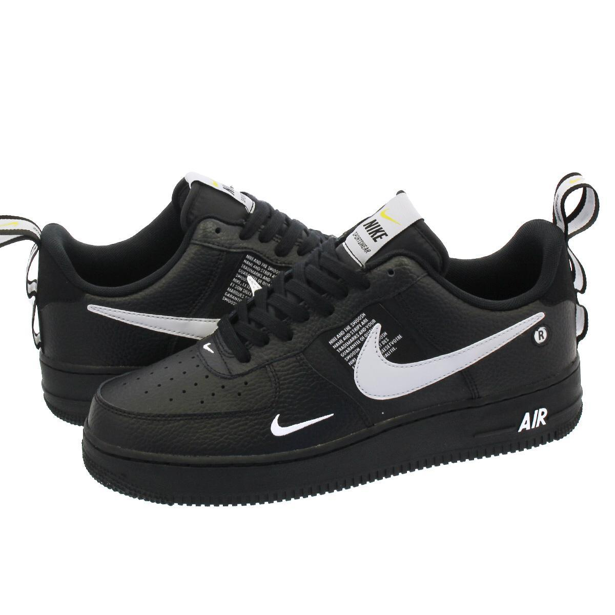 air force 1 utility black