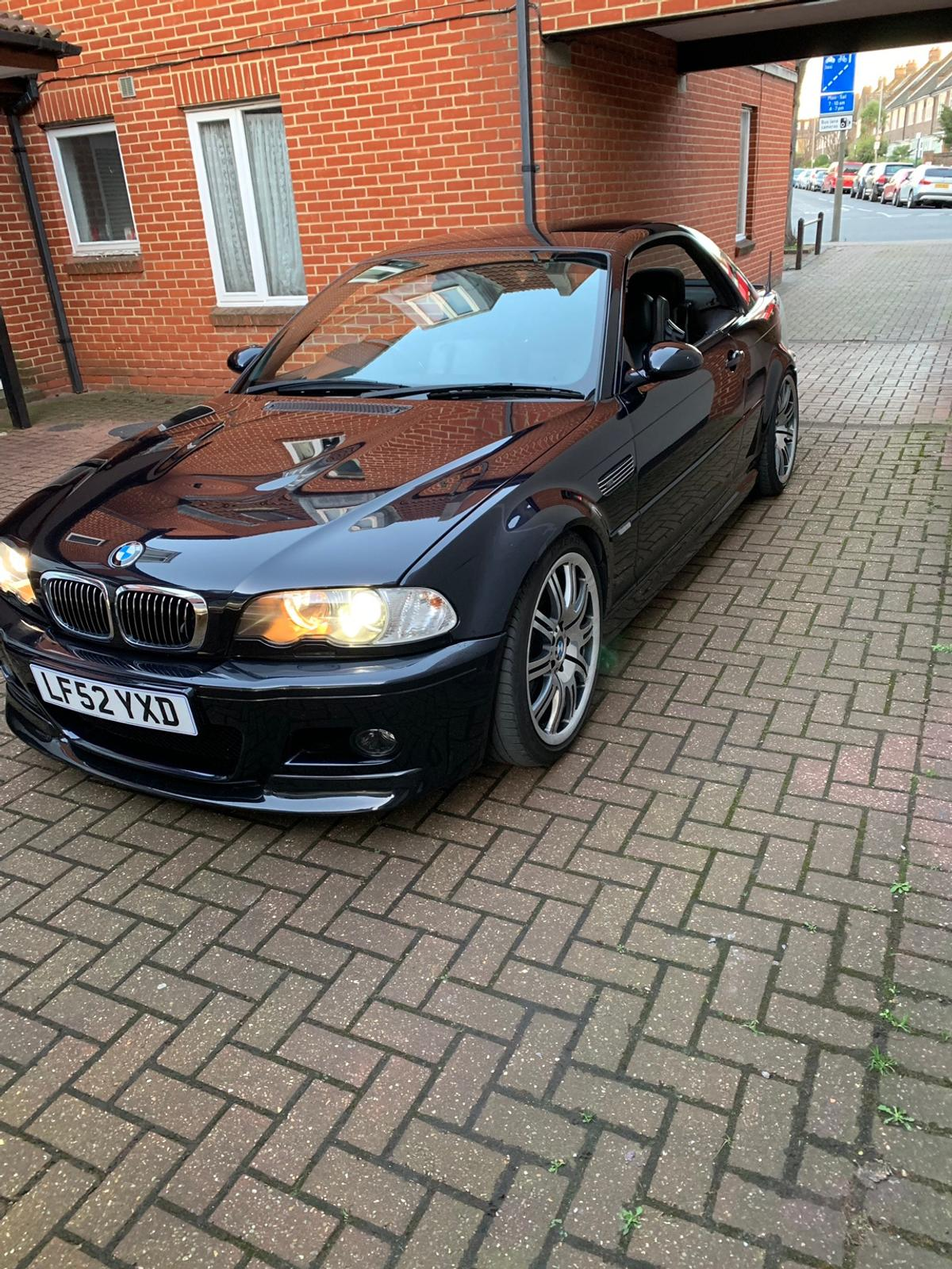 BMW e46 M3 convertible smg in SW17 Wandsworth for £7,800 00