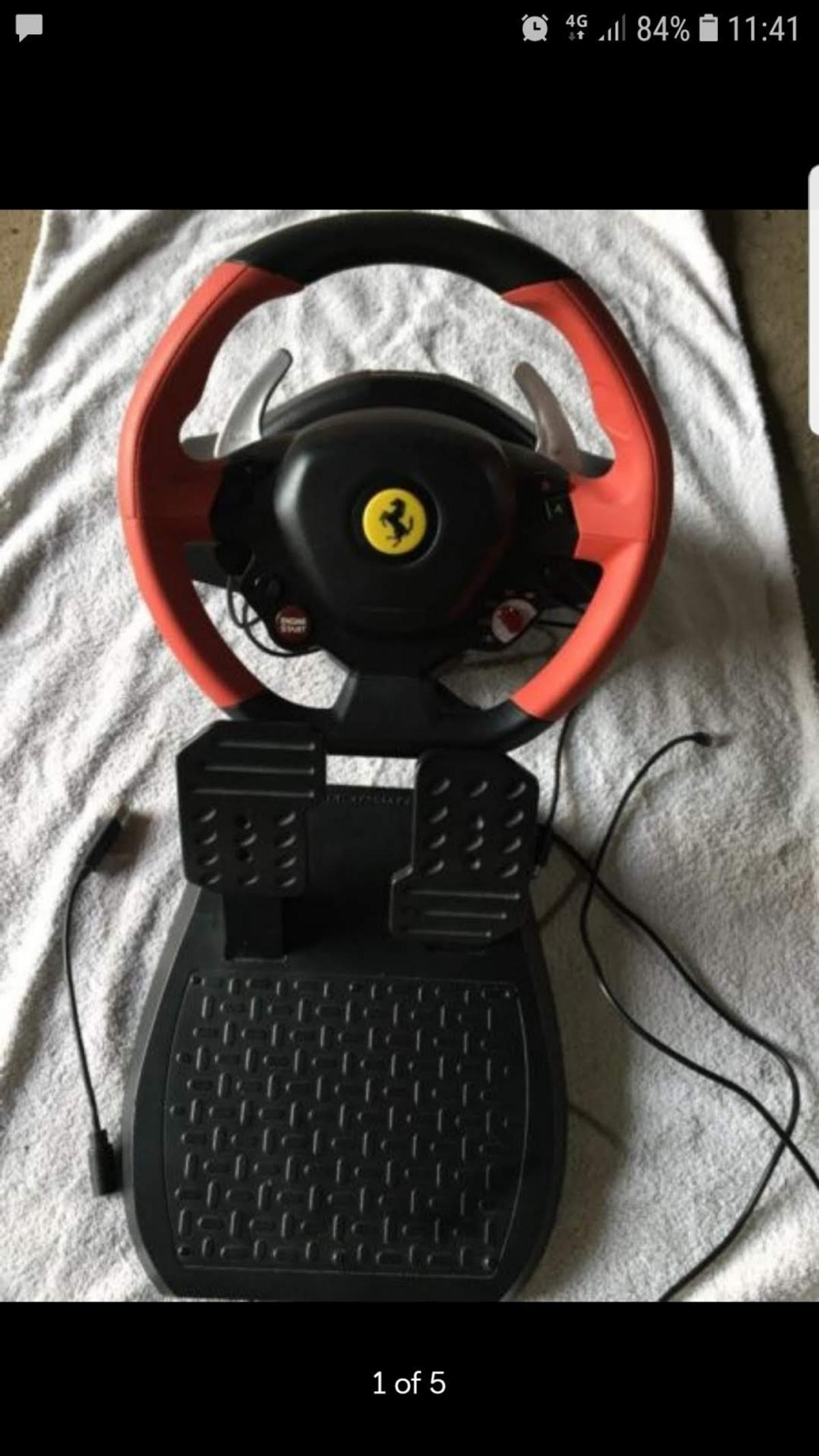 93dc46201a0 xbox one steering wheel in Doncaster for £20.00 for sale - Shpock