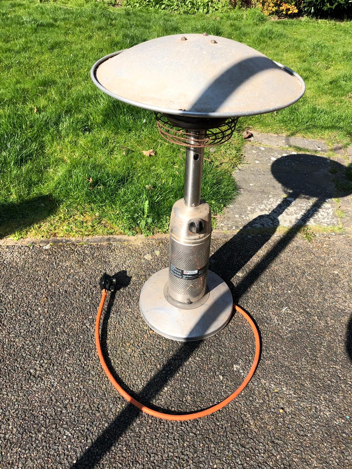 Table Top Gas Heater In Co4 Colchester