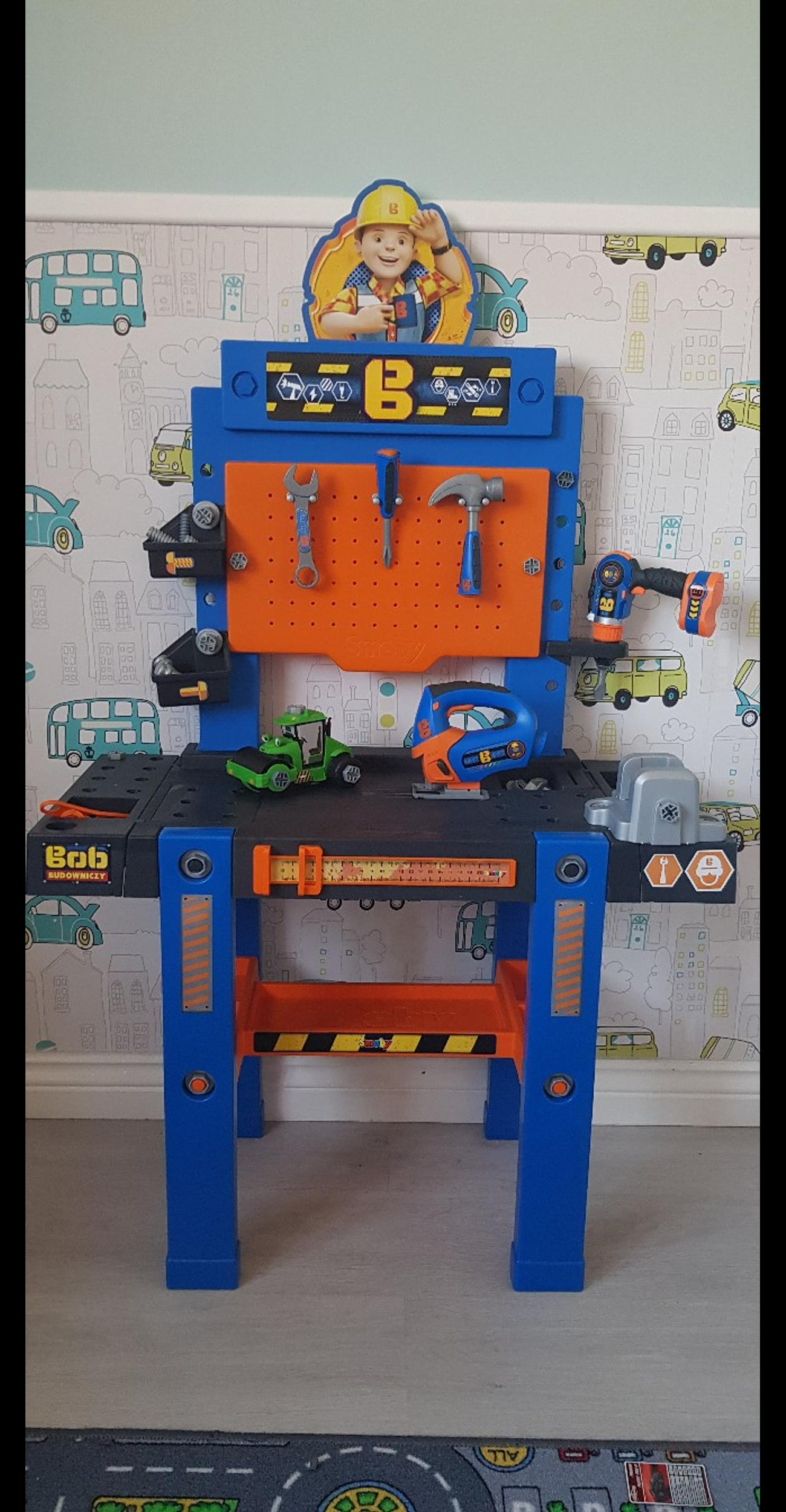 Enjoyable Bob The Builder Work Bench In M9 Manchester For 25 00 For Gmtry Best Dining Table And Chair Ideas Images Gmtryco