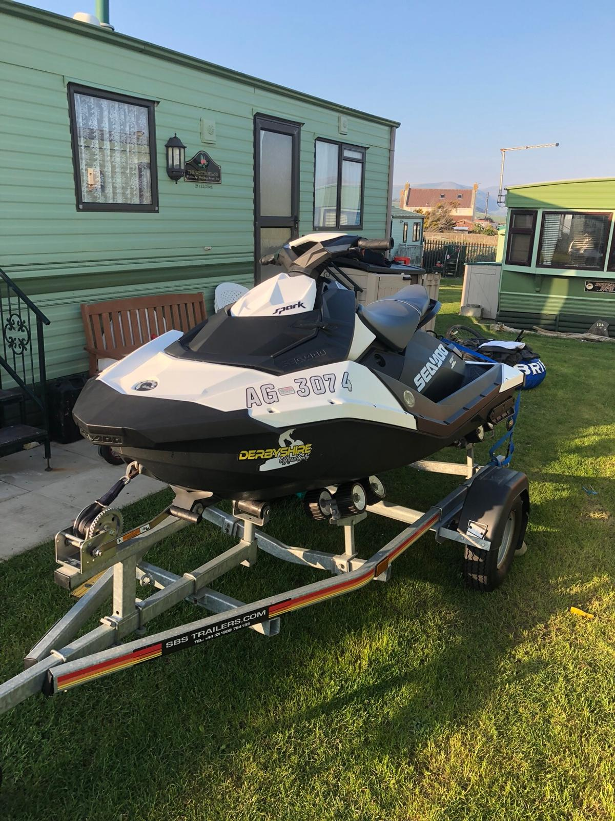 Seadoo spark 900 ho with Ibr2017 15hours onit in Tywyn for