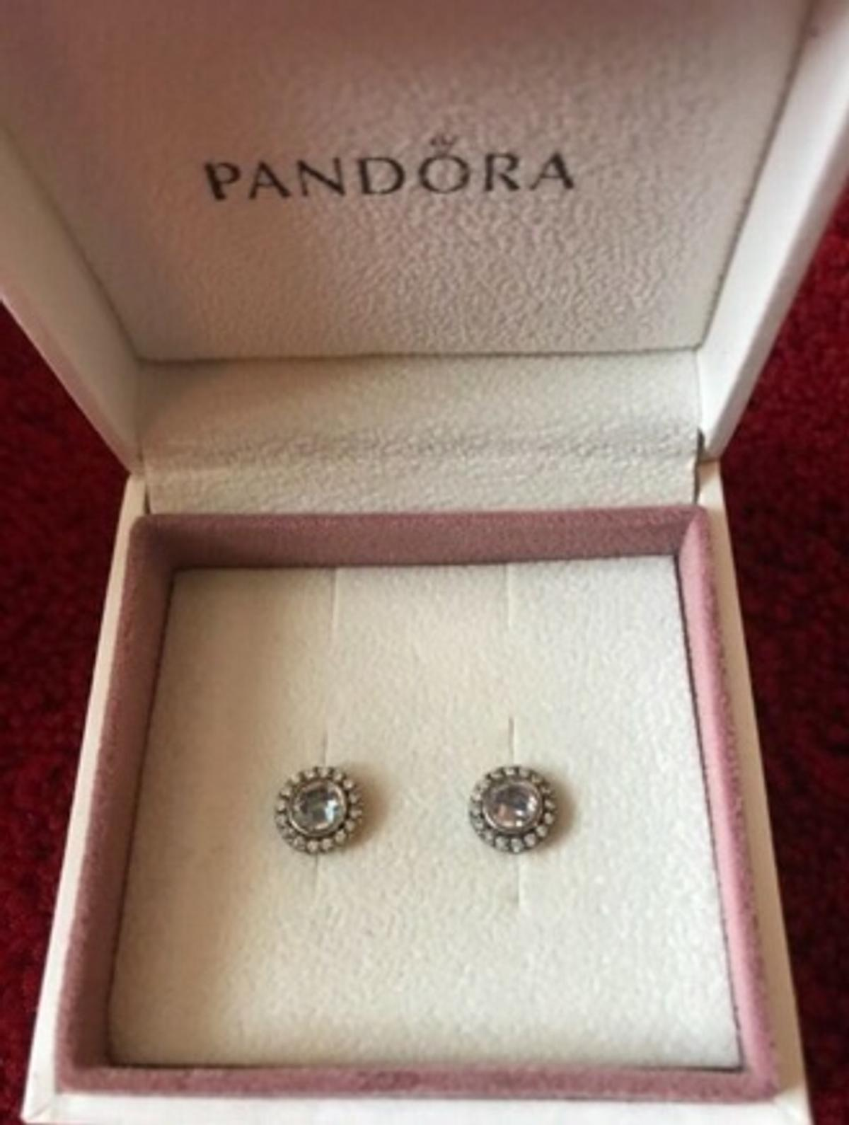85bc43764 NEW* Beautiful Vintage Pandora Stud Earrings in Coventry for £27.00 ...