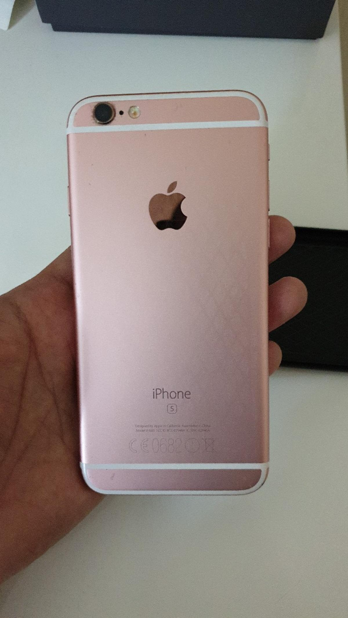 Iphone 6s 128gb Rose Gold Unlocked In B32 Birmingham For 150 00 For