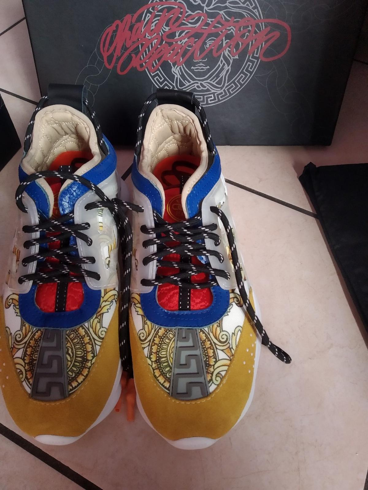 scarpe versace chain reaction in 20135 Milano for €300.00 ...