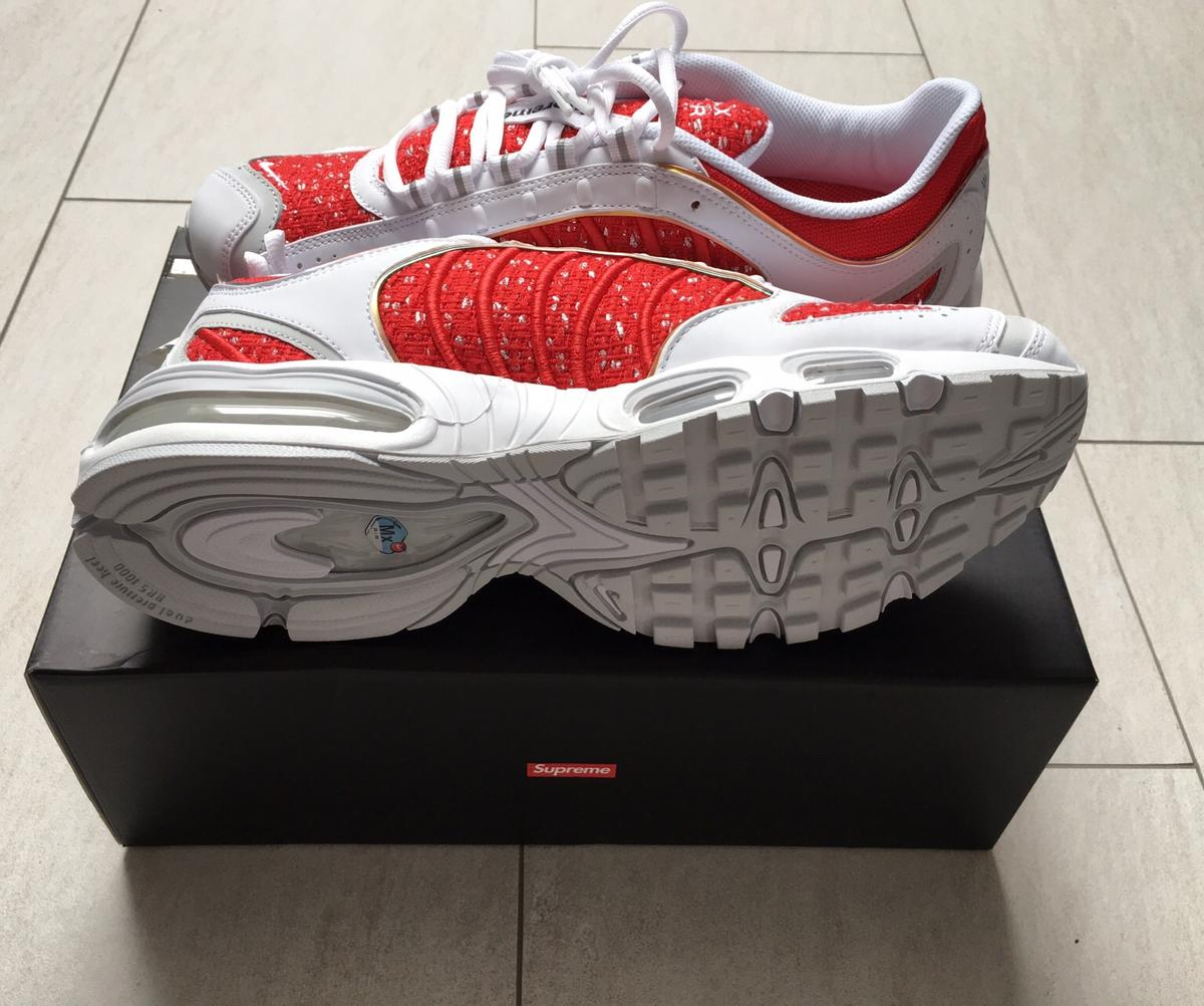 Supreme Nike Air Max Tailwind 4 White in 71686 Remseck am