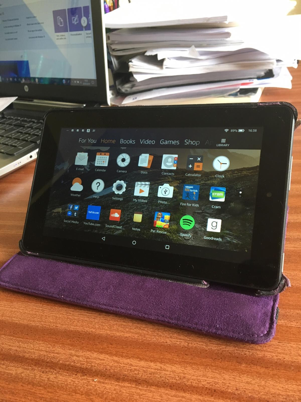 """Amazon fire tablet 7"""" 5th generation"""