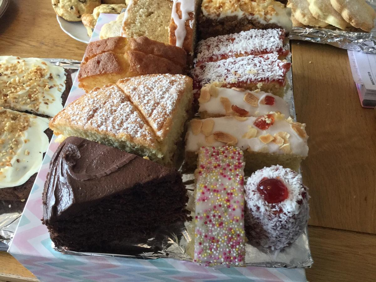 Homemade Cakes Good Old Fashioned No Frills