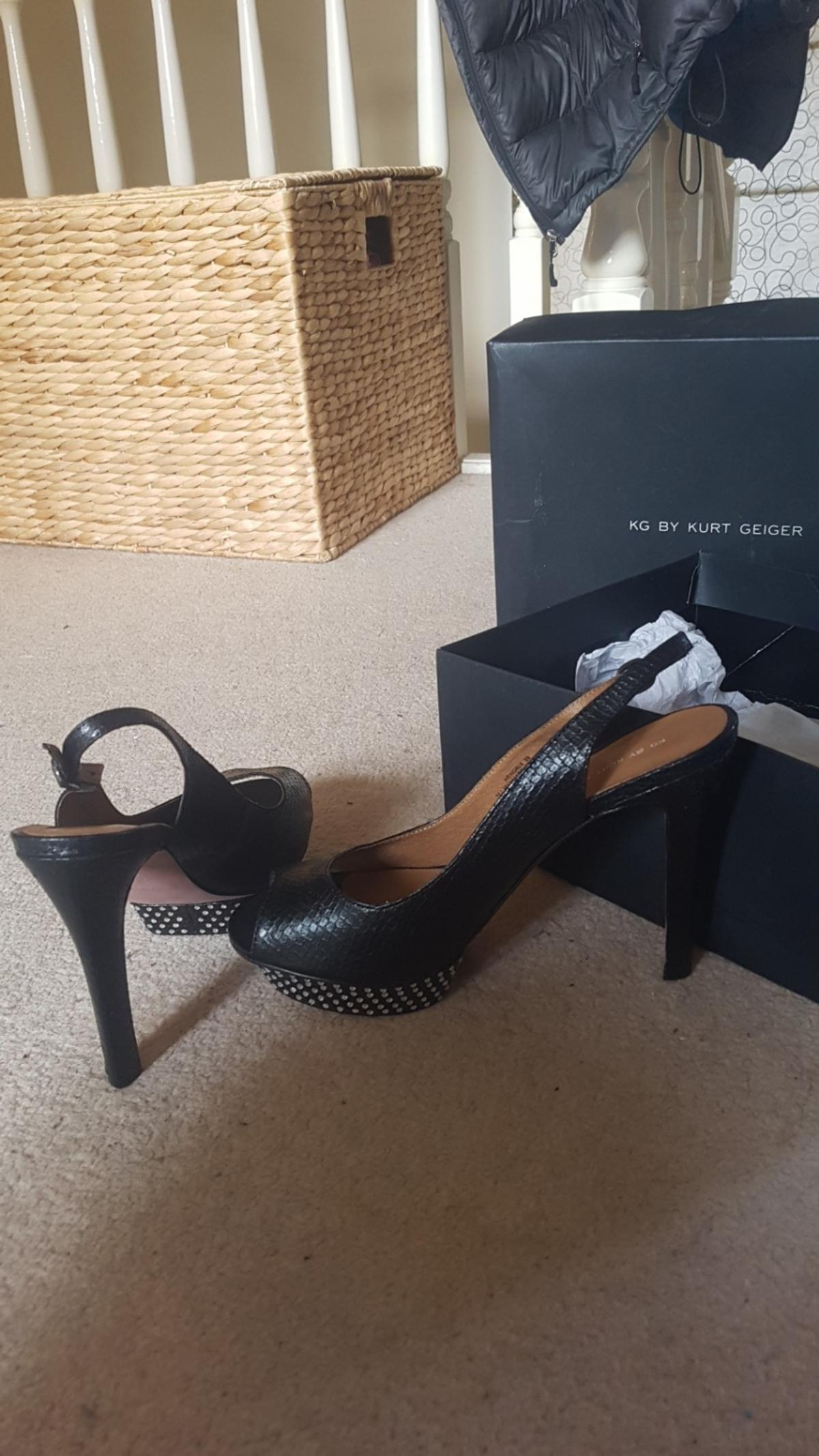b72716ed958 KG by Kurt Geiger high heels with diamantes in Bassetlaw for £25.00 ...