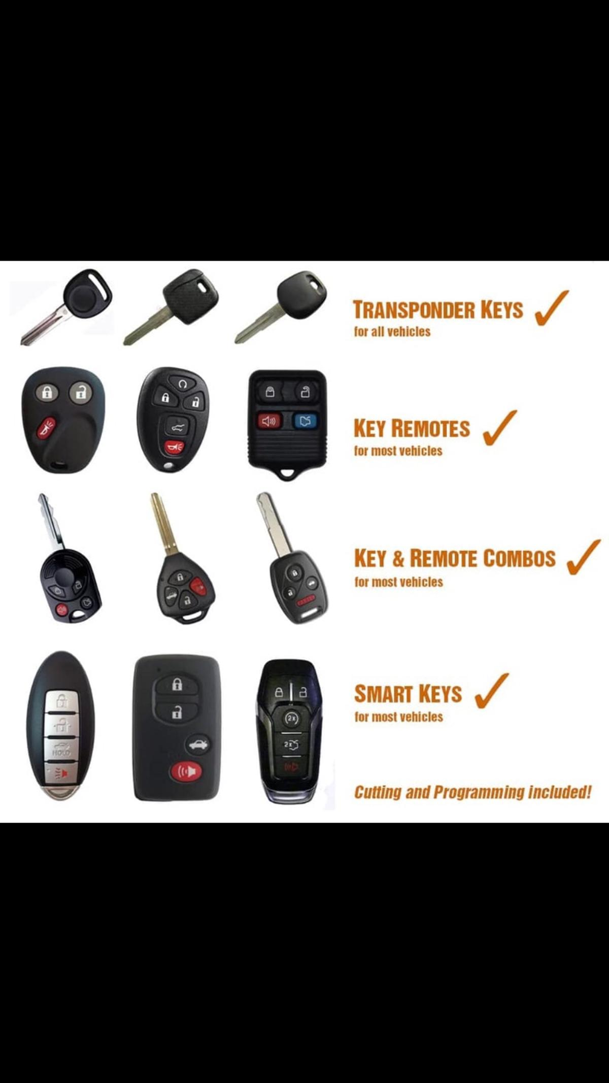 Car key spare or repair in SE25 London for £60 00 for sale